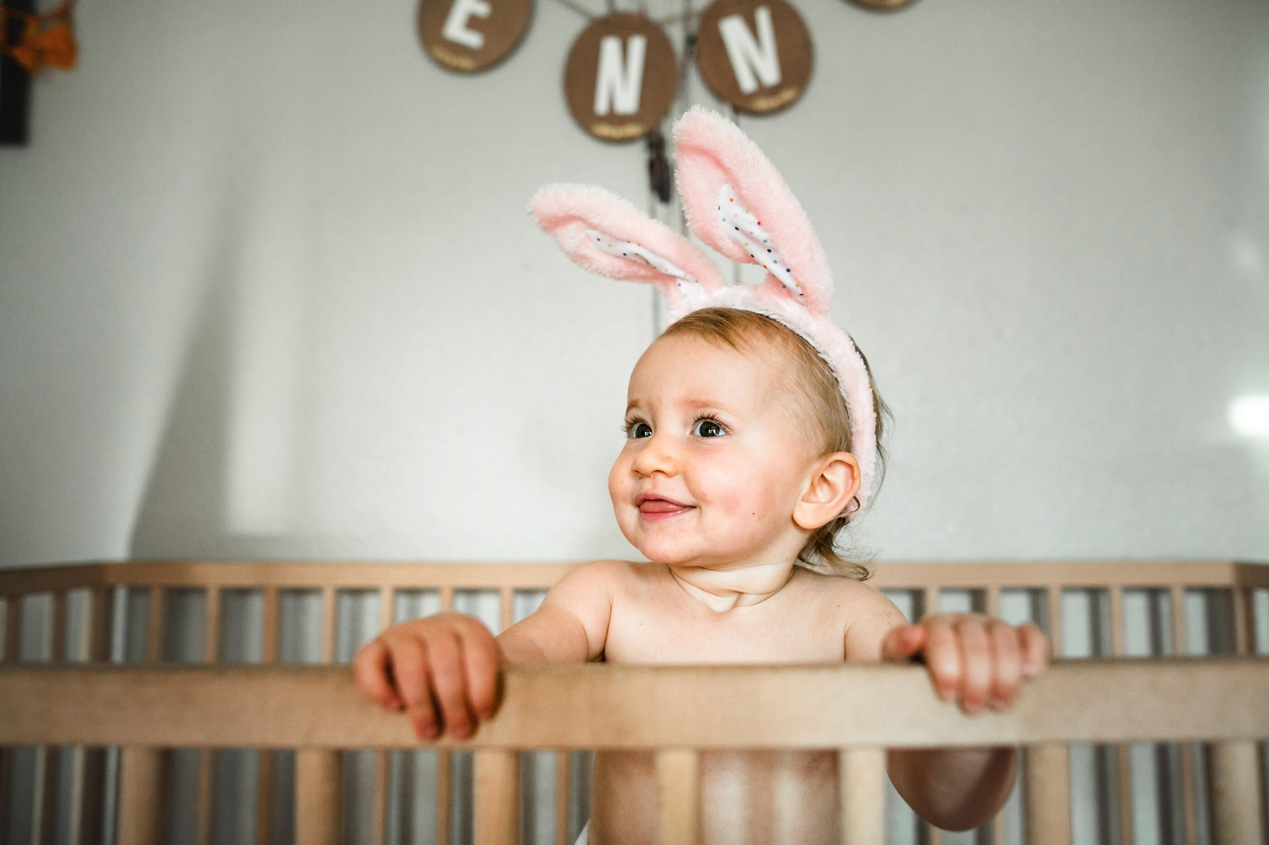 She insisted on the ears. How could I say no?