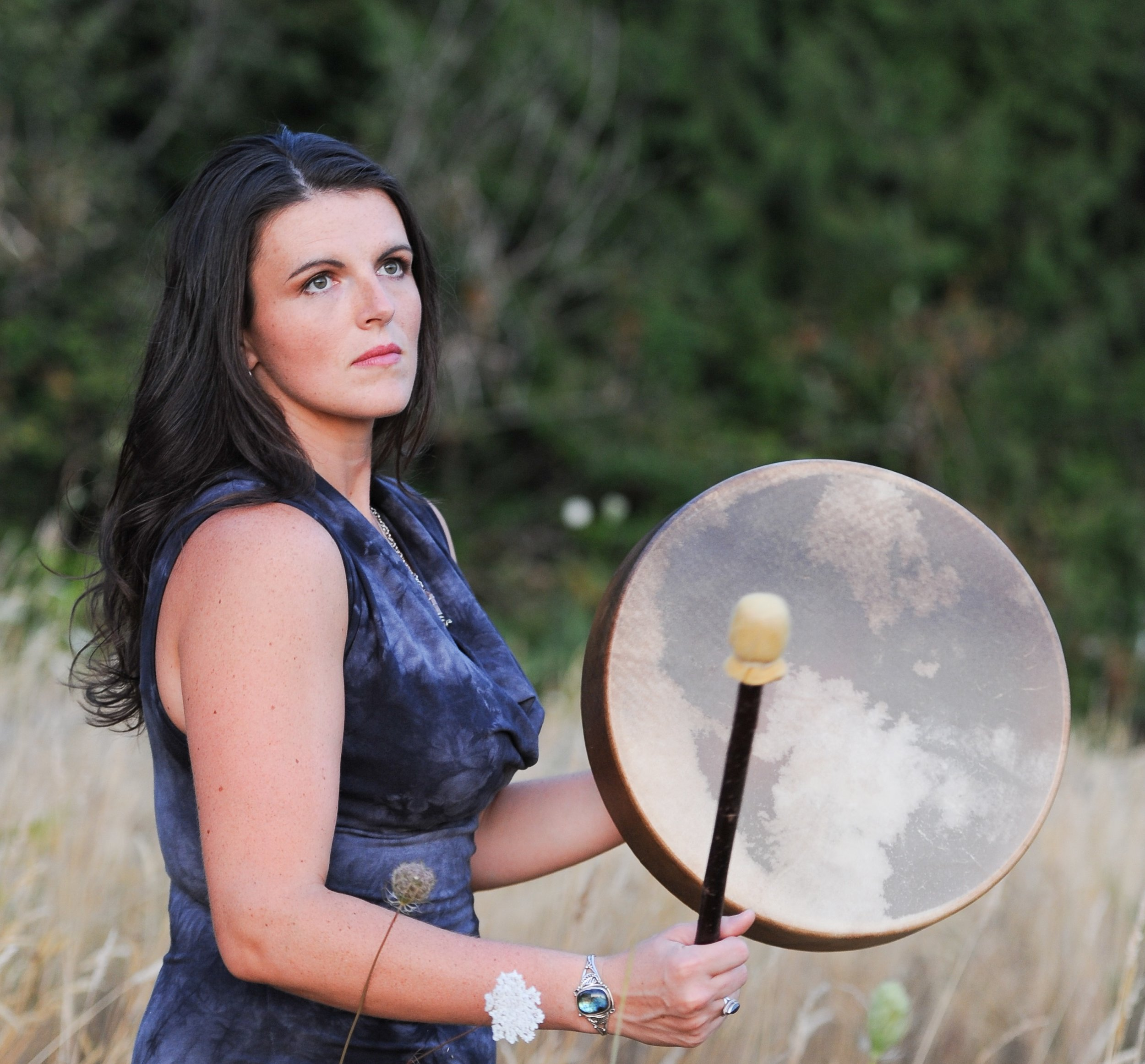 Shaman, Reiki Master Michelle Hawk Levesque in Portland, OR