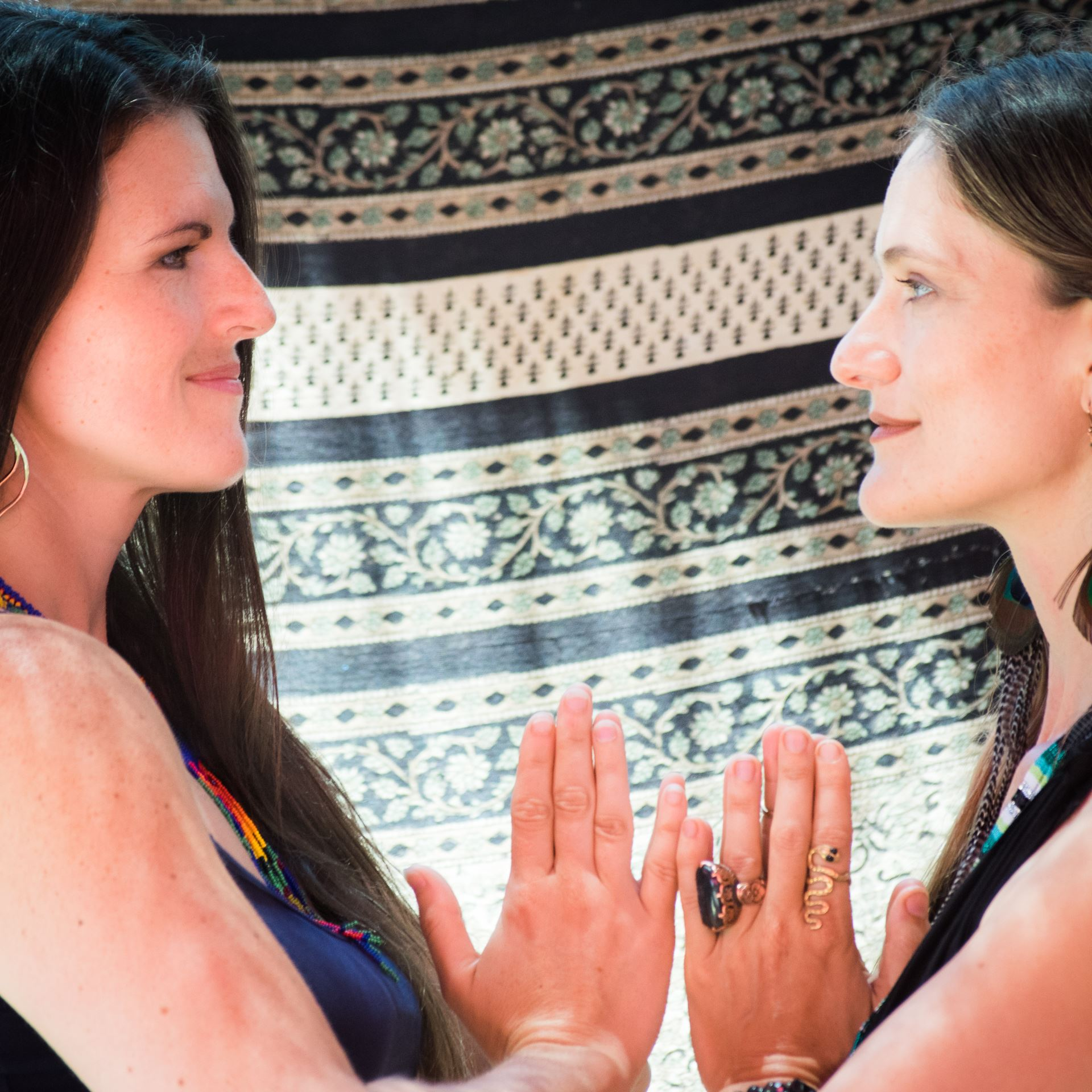 Shaman Sisters Michelle Hawk and Katherine Bird