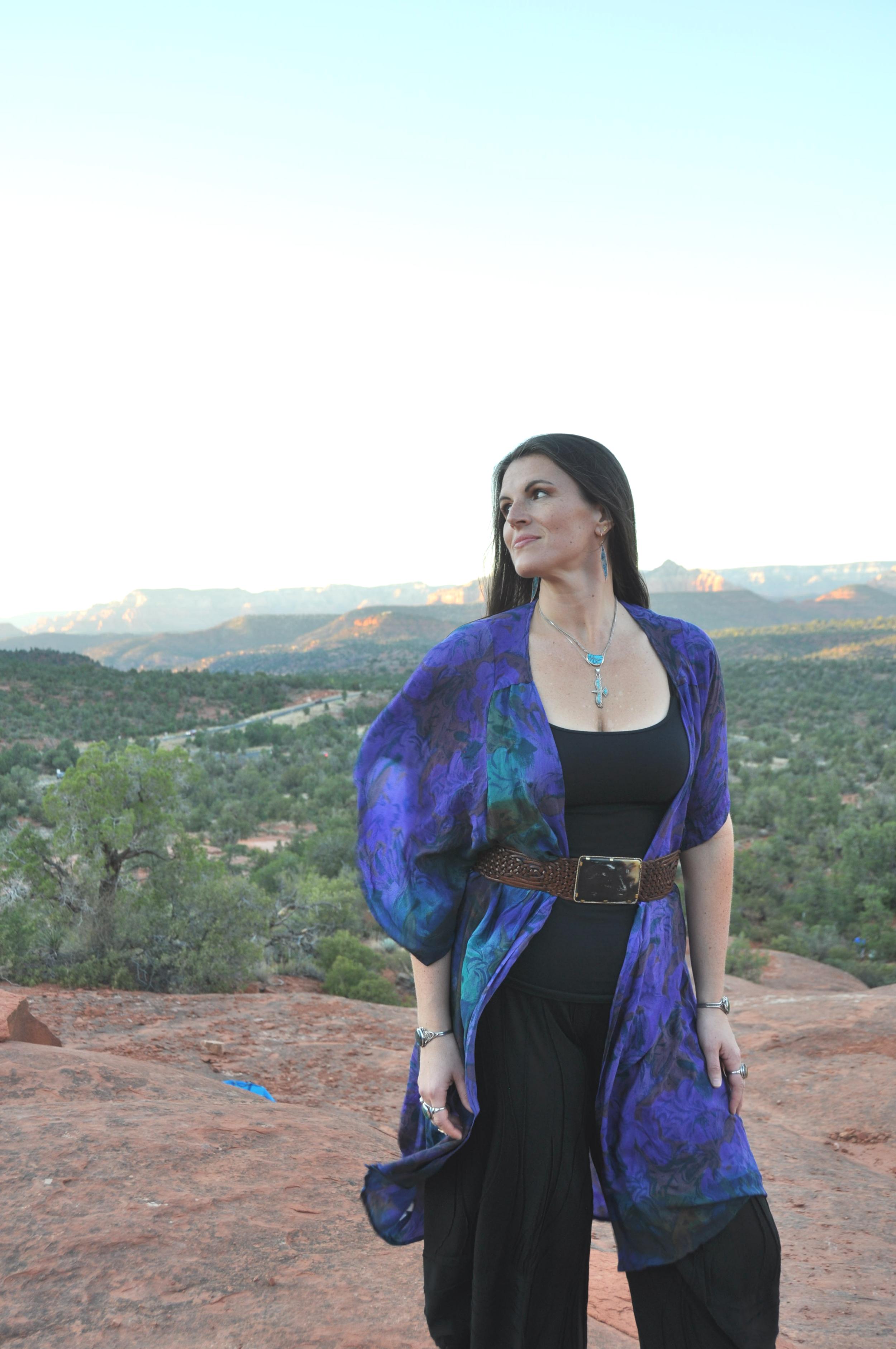 Michelle Hawk Shaman Spiritual Mentor Alchemist Teacher Reiki Master Portland