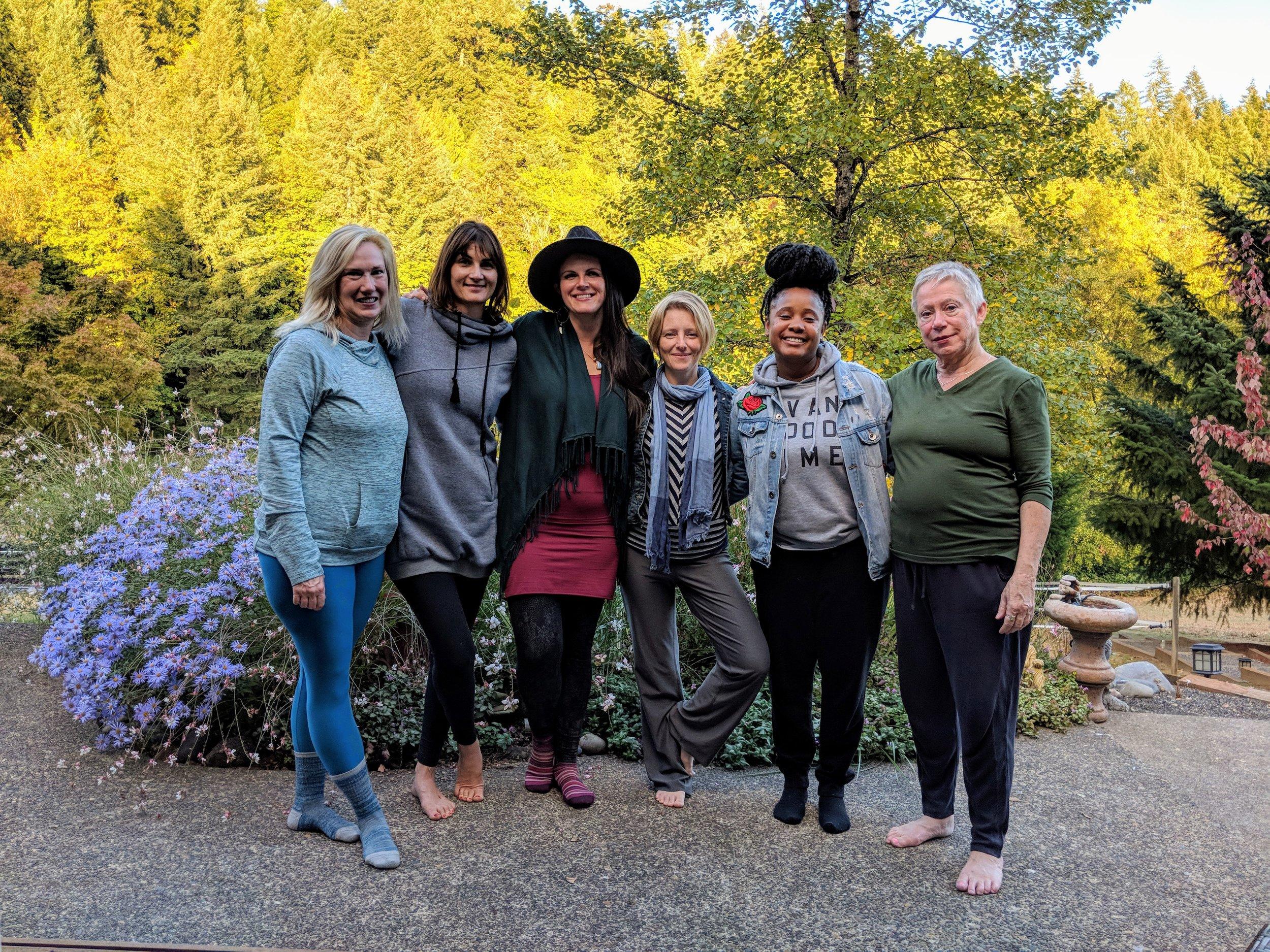 Lightworker Portal Spiritual Community Shaman Alchemist Michelle Hawk Mentor Portland