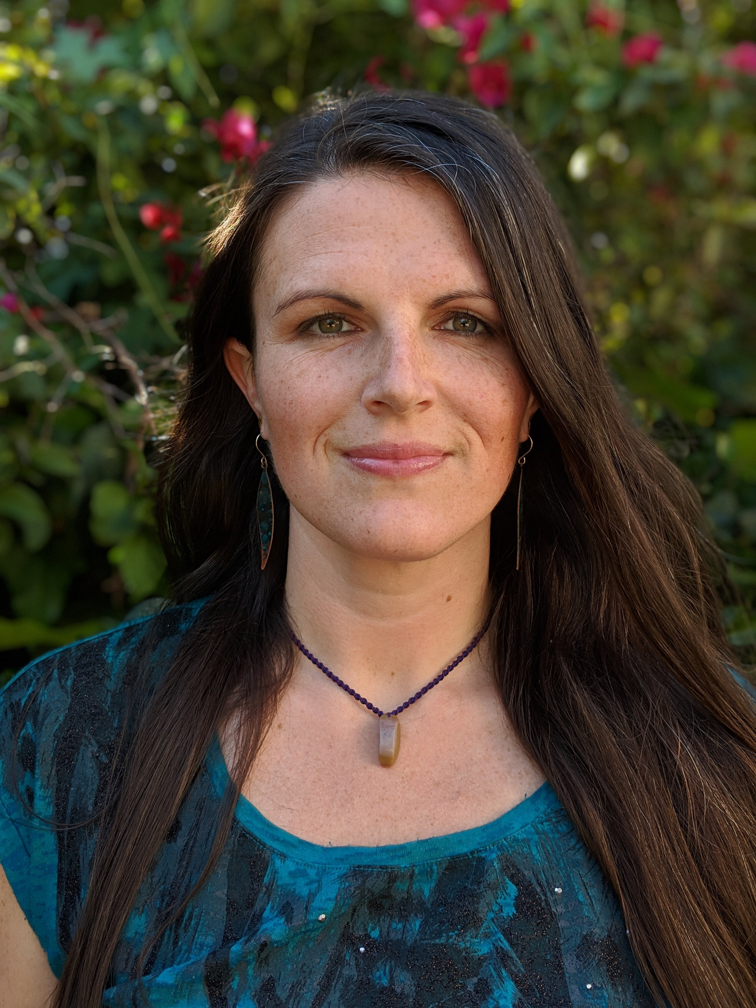 Michelle Hawk Healer Lightworker Training Mentor Shaman Alchemist Portland