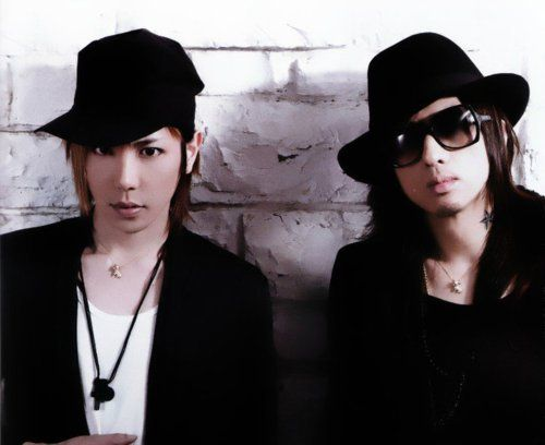 Kiyoharu and Mao (SID)