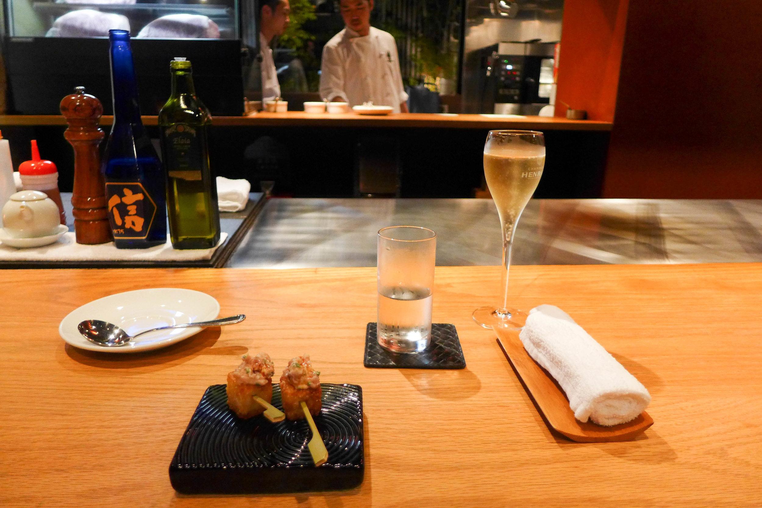Itoh Nobu Dining, Hakone
