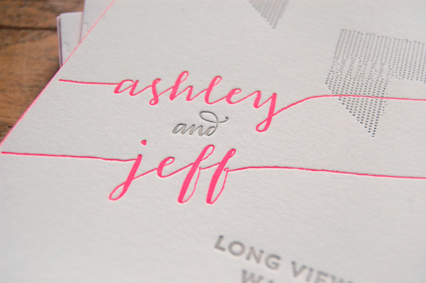 Oh so beautiful Paper     AShley & Jeff's Wedding invitations