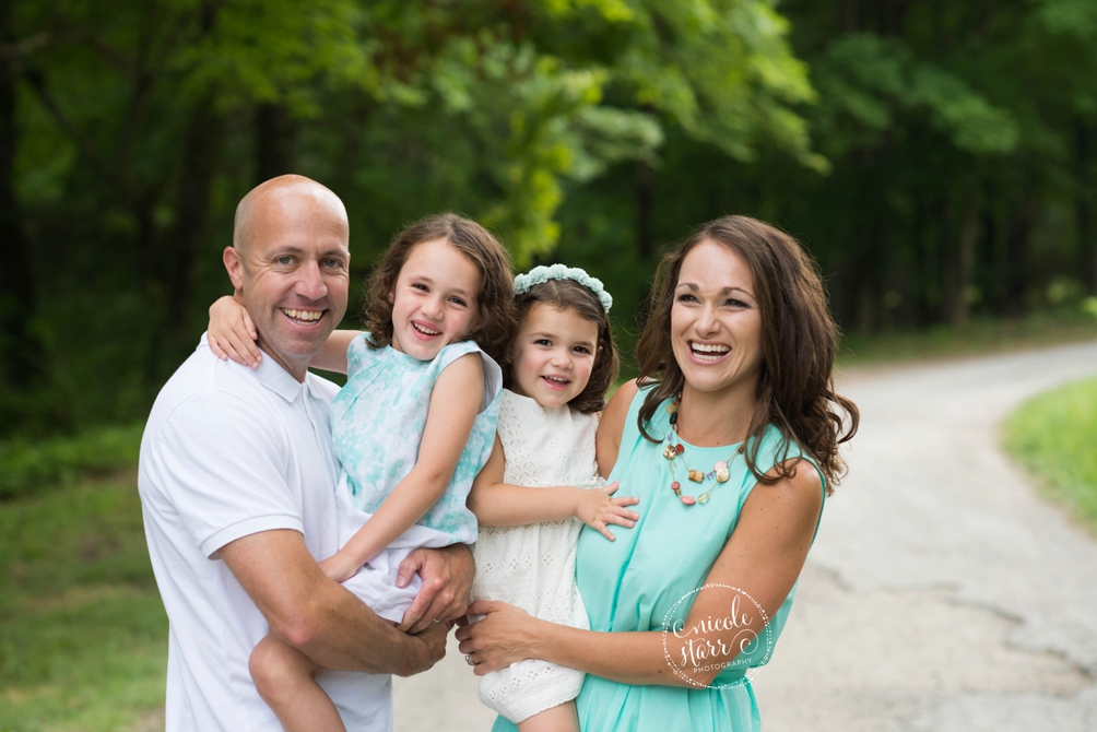 boston family photography session