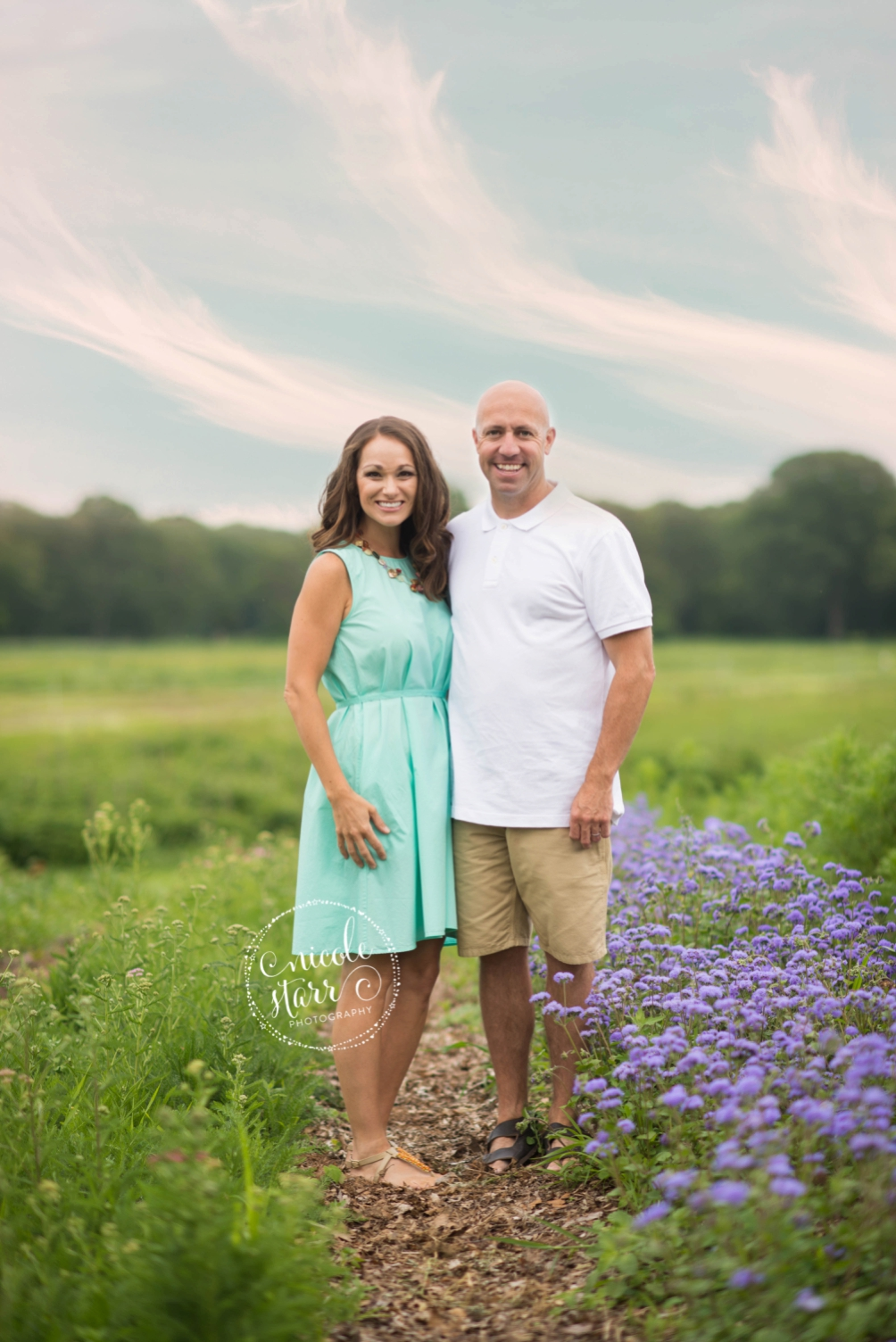 rustic family session