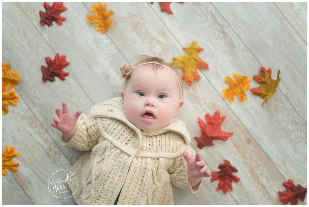 fall photo session
