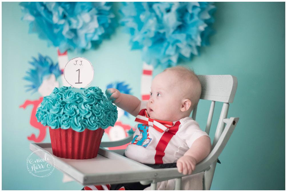boston baby photographer dr seuss cake smash_0007