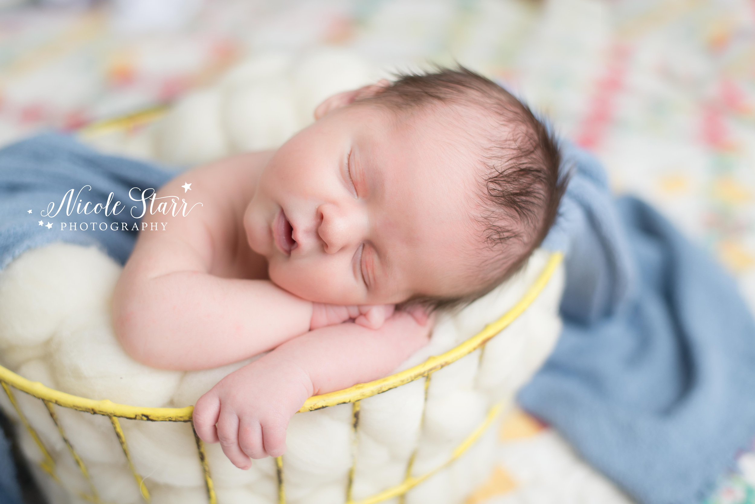 Saratoga Springs Albany studio newborn photographer