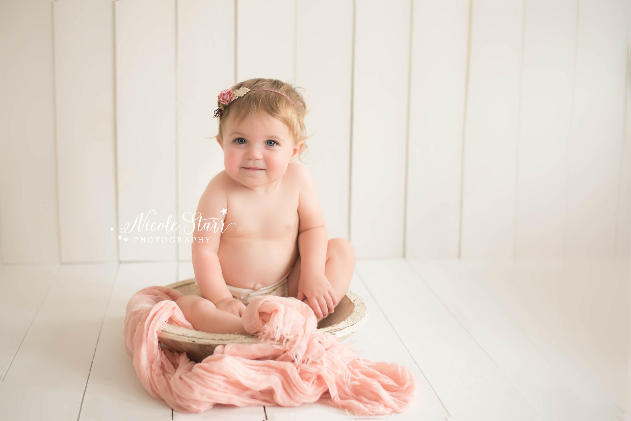 Albany Saratoga Springs organic baby photographer