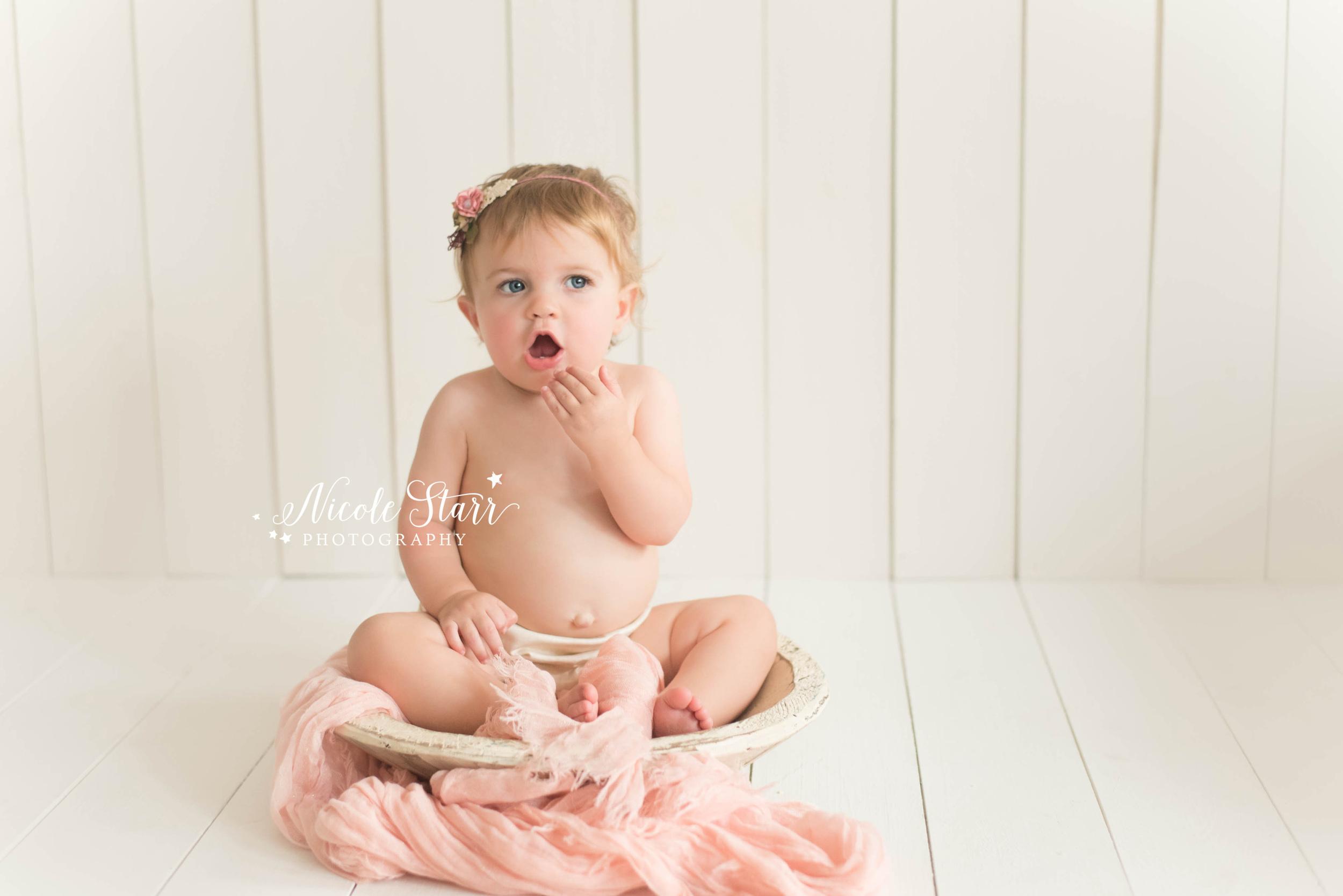 Albany Saratoga Springs organic natural baby photography
