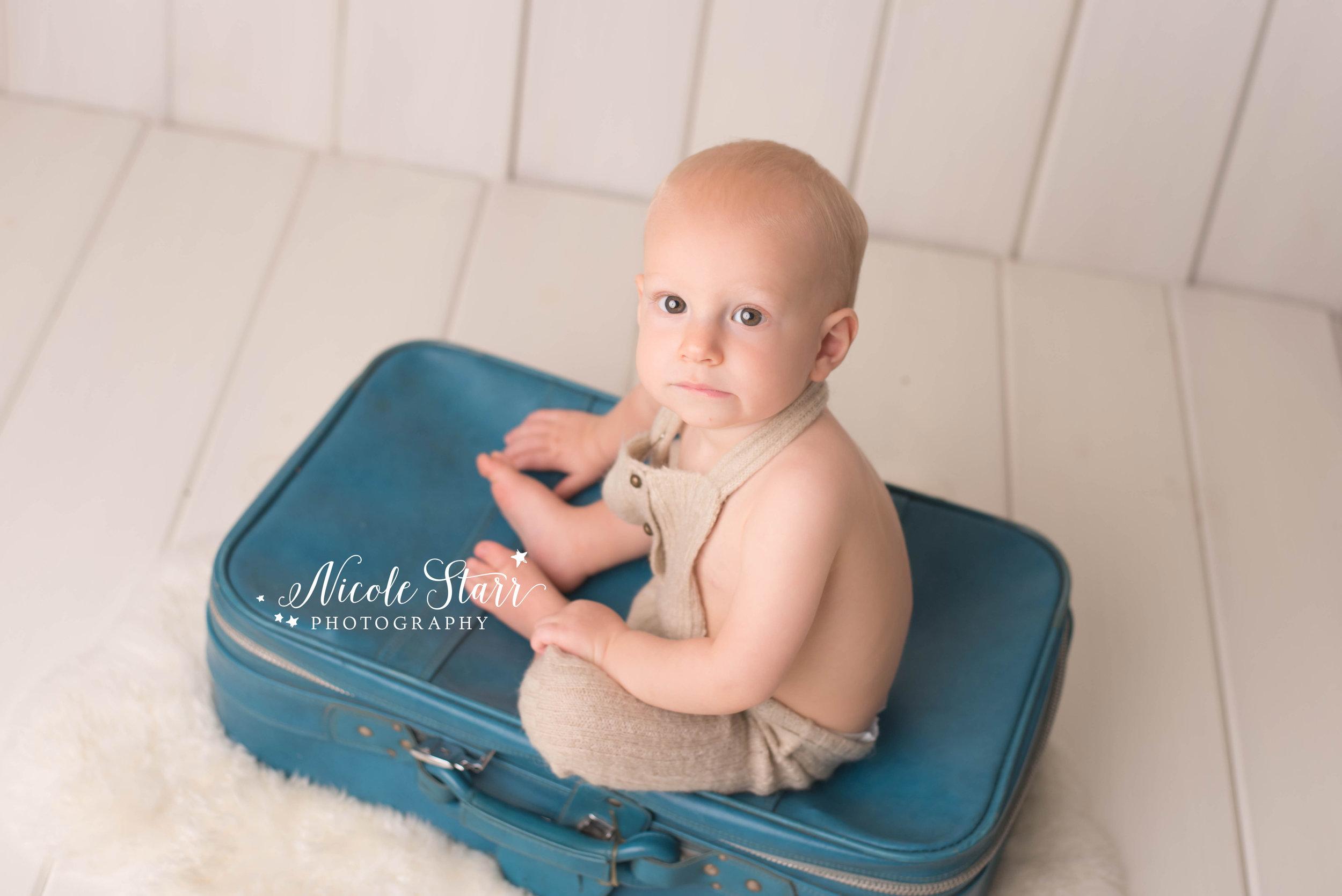 saratoga springs baby photographer