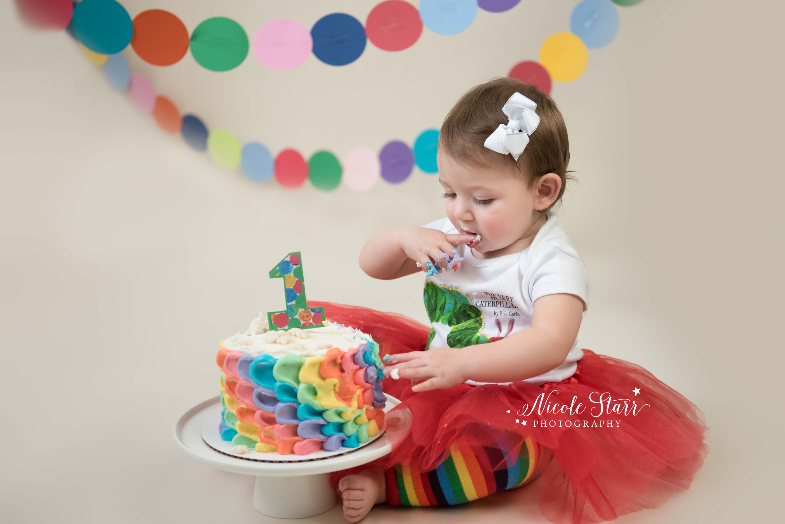 cake smash photographer in saratoga springs clifton park