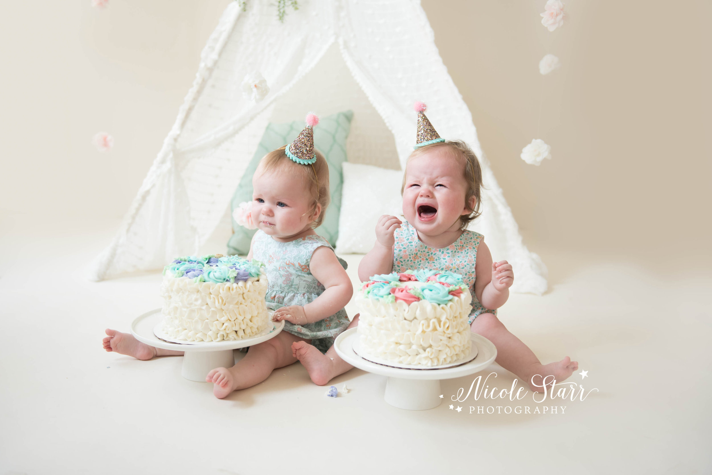 saratoga springs cake smash baby photographer, boston cake smash baby photographer