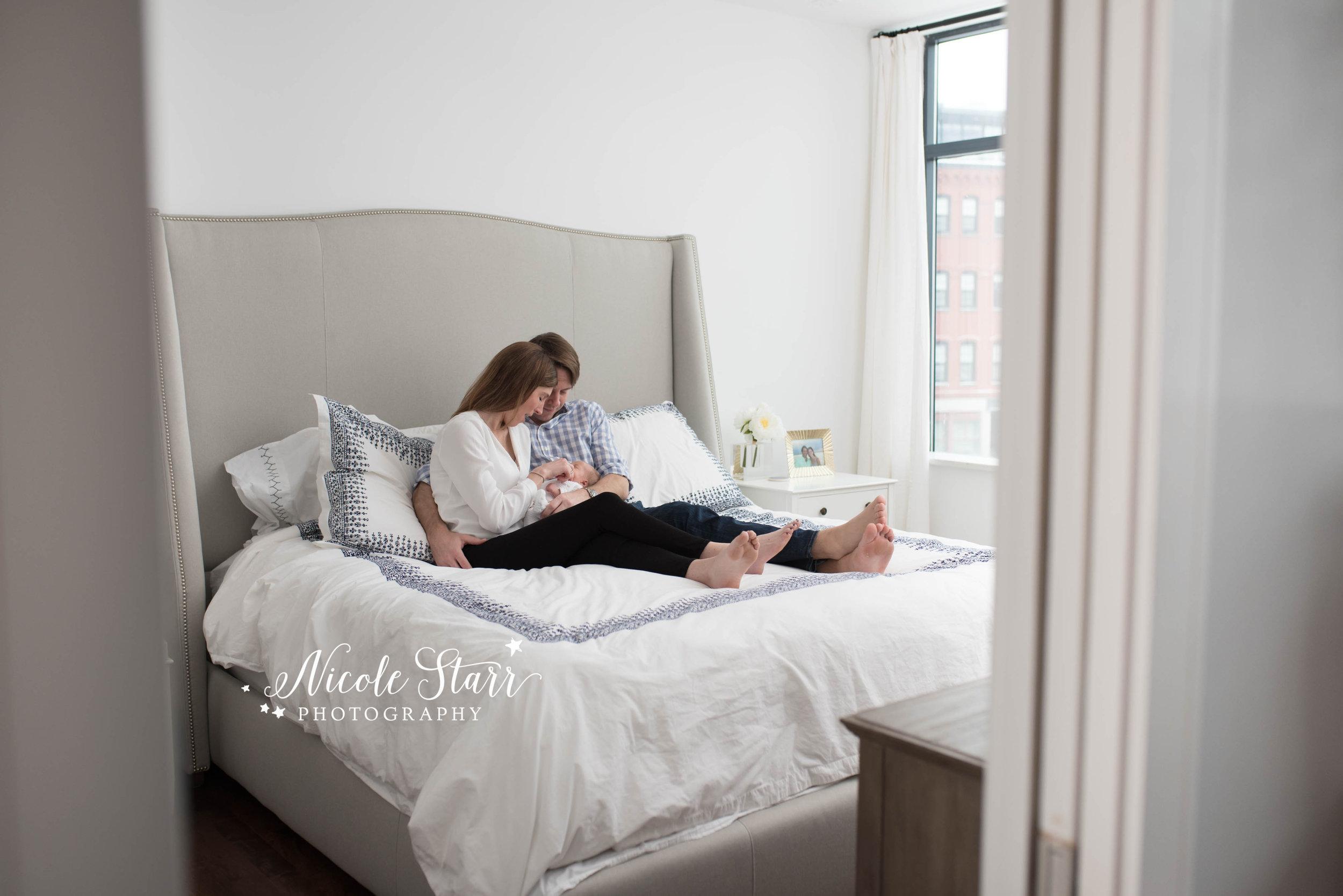 Upstate NY newborn photographer, lifestyle newborn photographer, Boston lifestyle newborn photographer