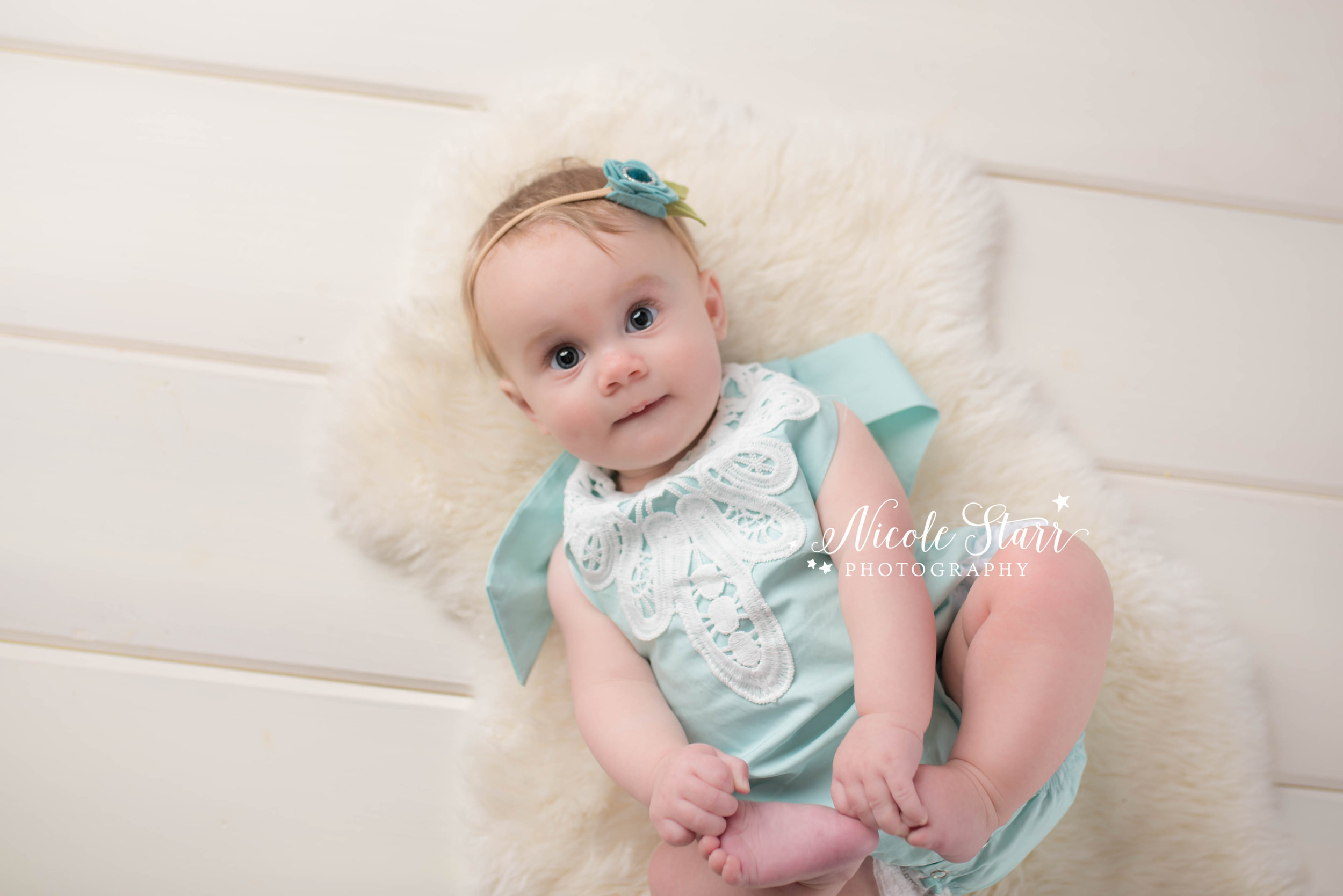 Nicole Starr Photography | Saratoga Springs, NY | children's milestone photographer