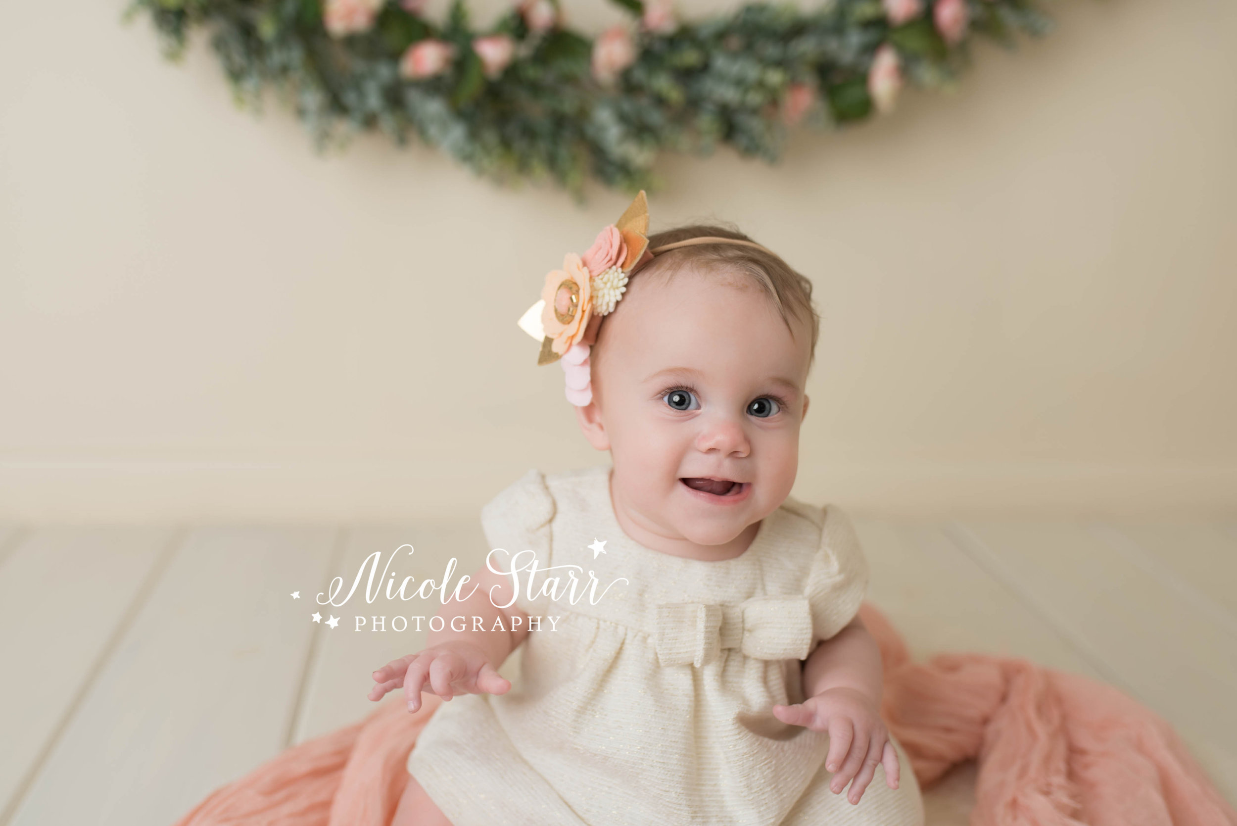 Nicole Starr Photography | Saratoga Springs, NY | milestone session | children's photographer