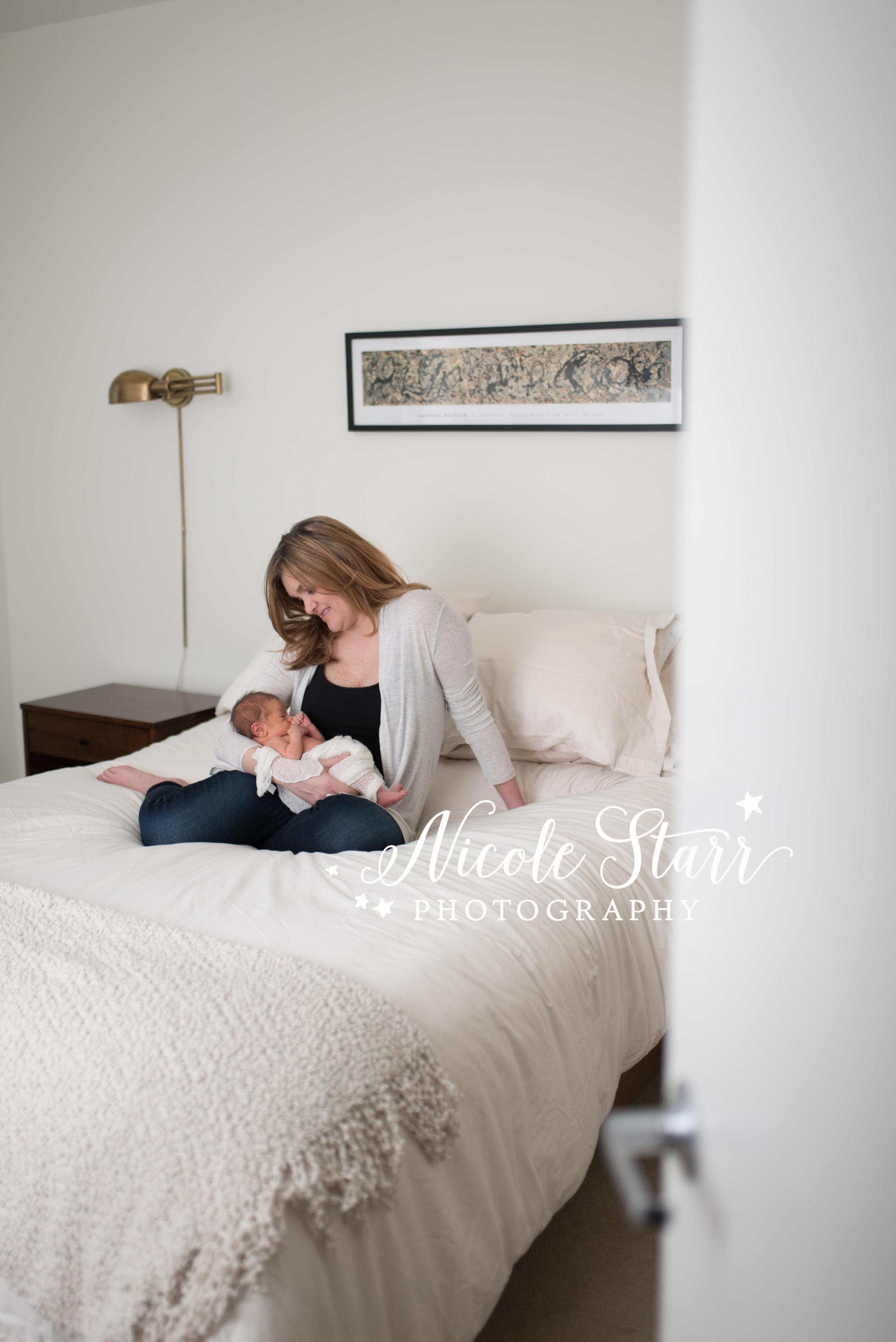 Nicole Starr Photography | Saratoga Springs Newborn Photographer | Boston Newborn Photographer | Saratoga Springs Lifestyle Newborn Photographer | Boston Lifestyle Newborn Photographer