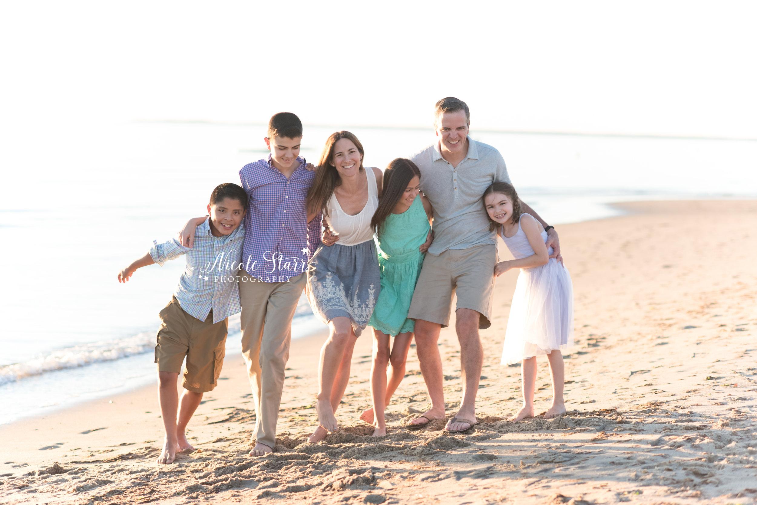 cape cod family photographer, eastham beach