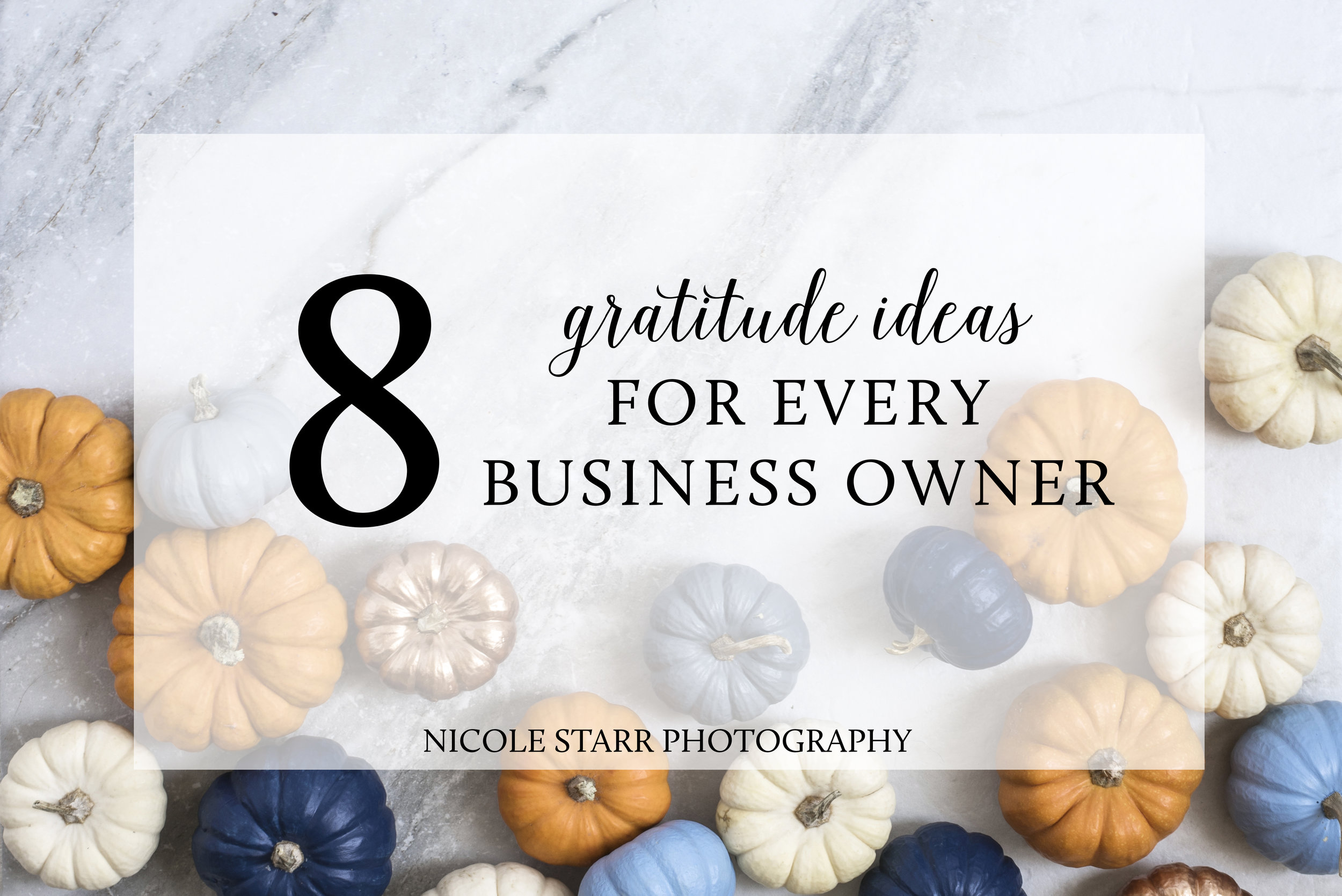 gratitude lessons for a business owner