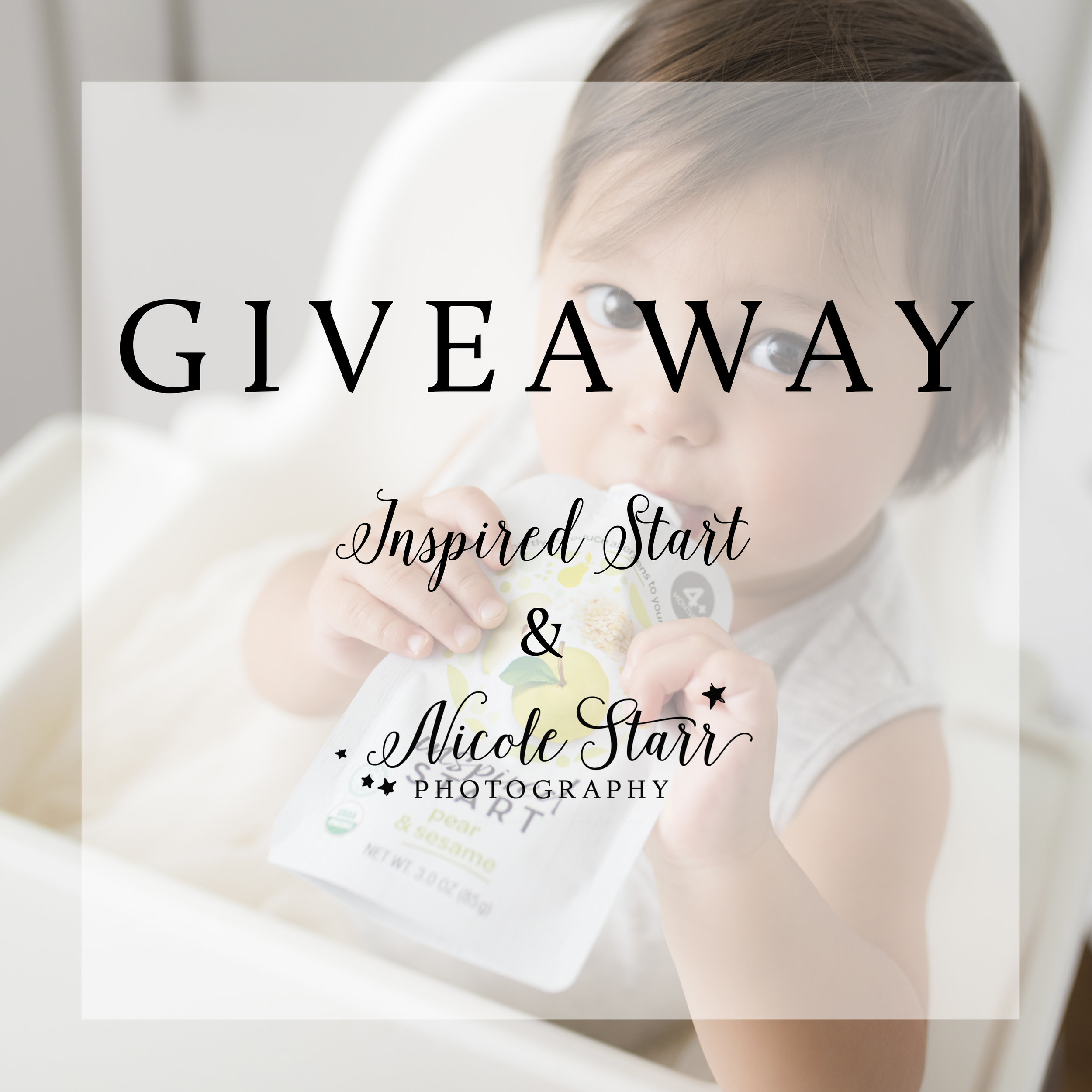 inspired start giveaway contest with nicole starr photography