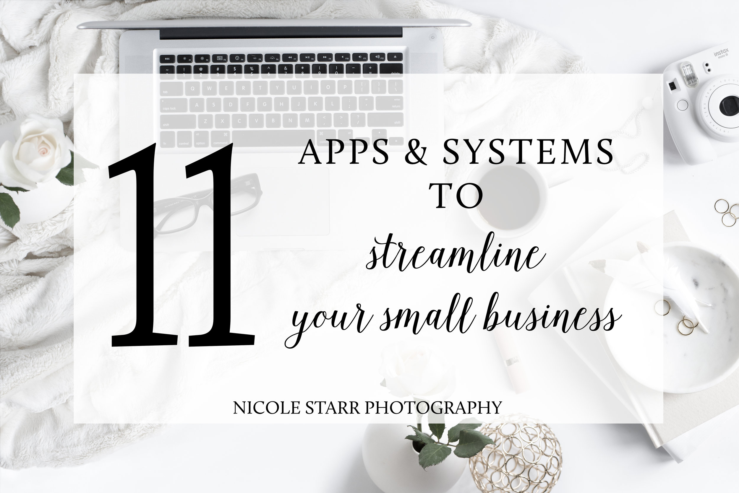11 apps to streamline your small business