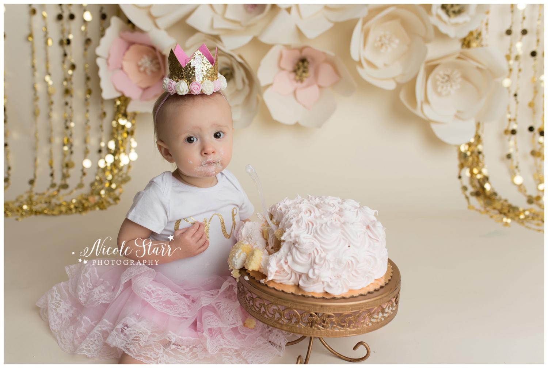Nicole Starr Photography | Saratoga Springs Cake Smash Photographer | Boston Cake Smash Photographer | Saratoga Springs Family Photographer | Boston Family Photographer  |  Albany Cake Smash Photographer