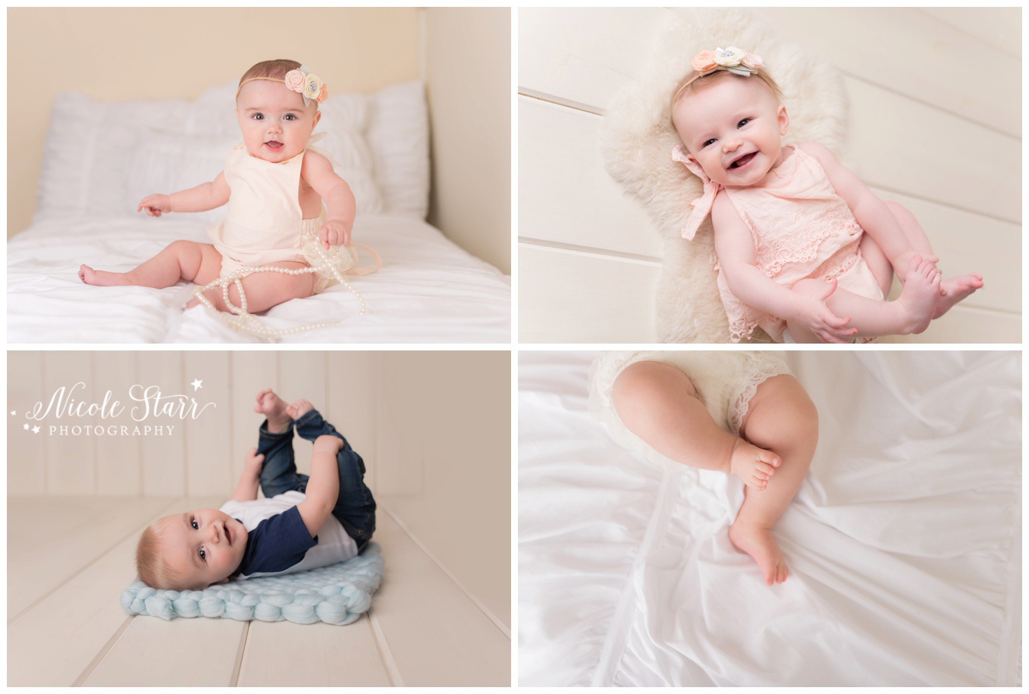 Nicole Starr Photography  |  Saratoga Springs baby photographer  |  Albany baby photographer  |  Boston baby photographer  |  Milestone portrait session