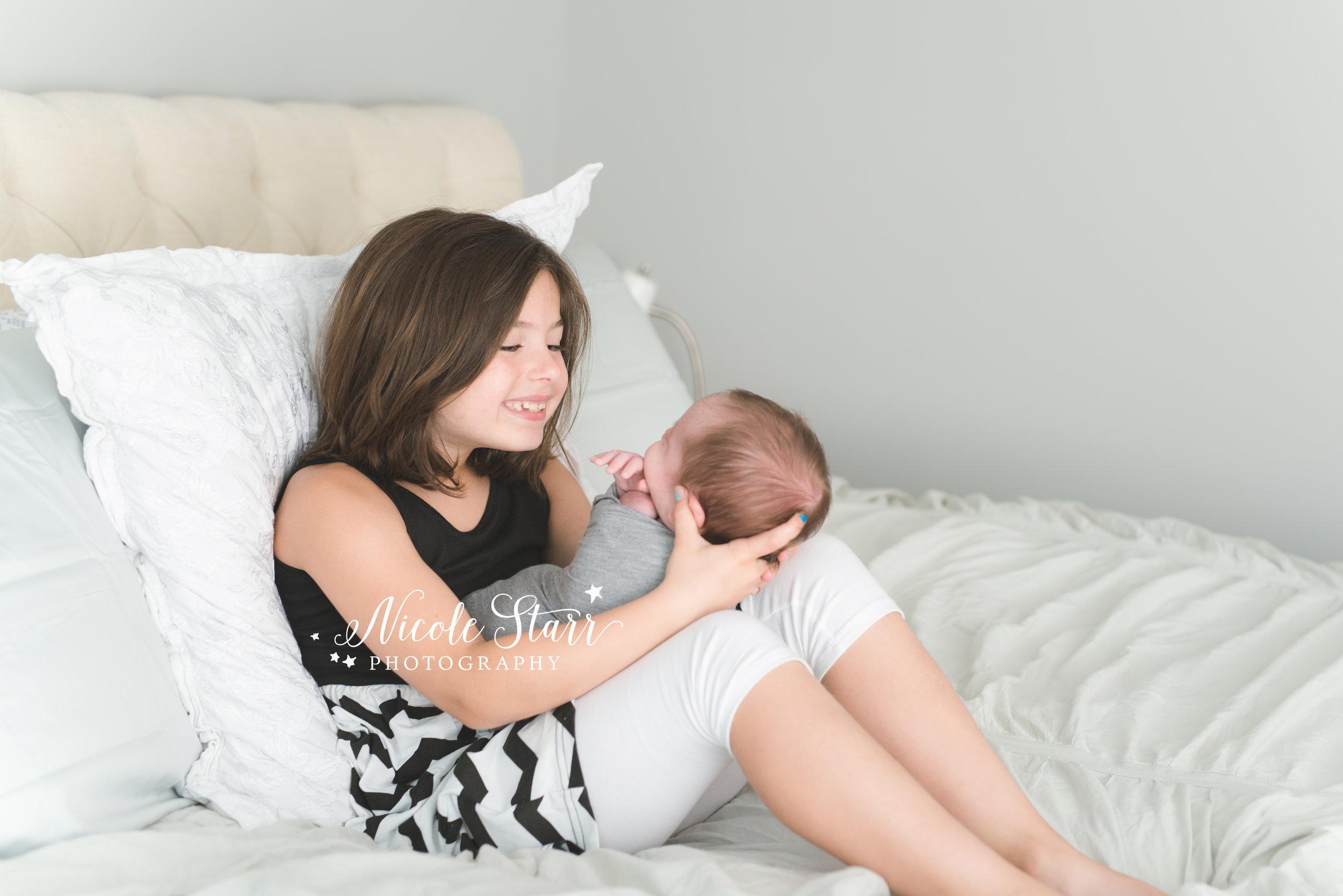 Nicole Starr Photography, Saratoga Springs lifestyle newborn photographer
