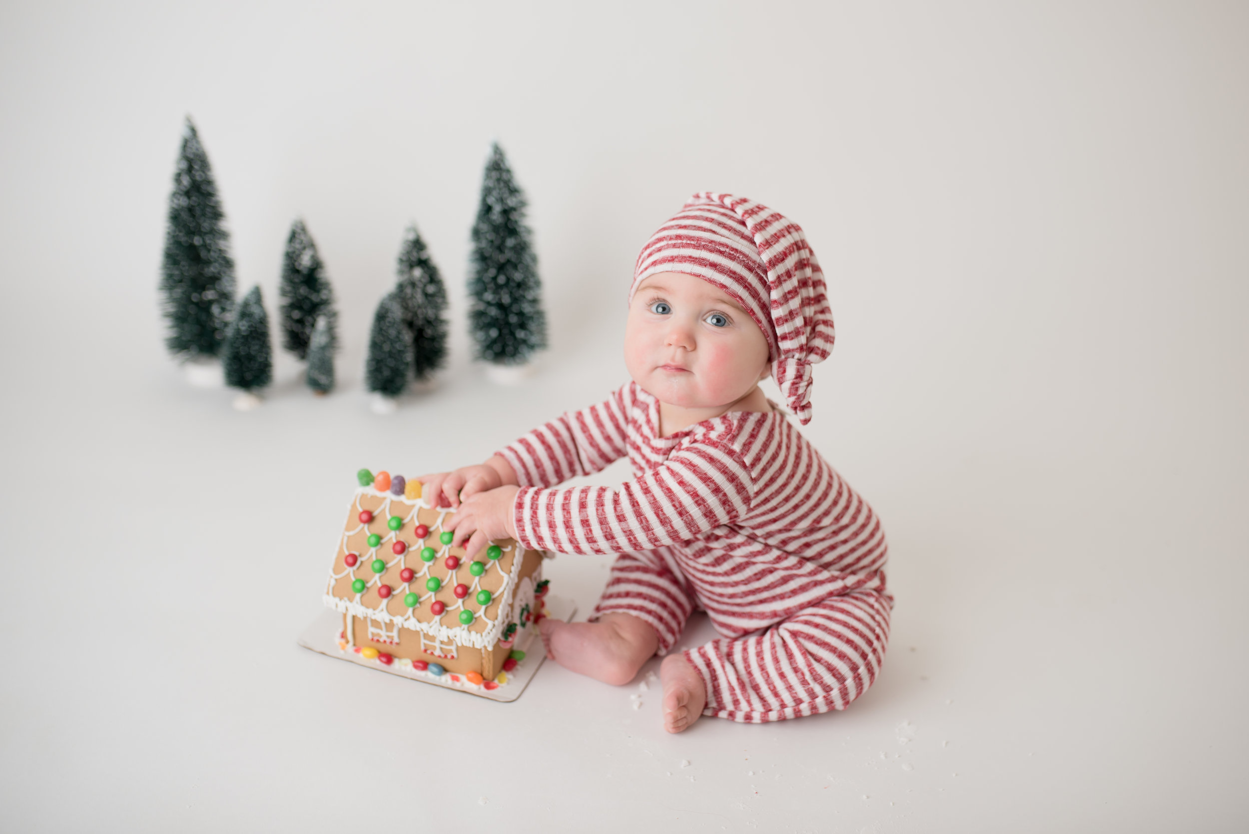nicole starr photography, christmas photo session, saratoga springs baby photographer