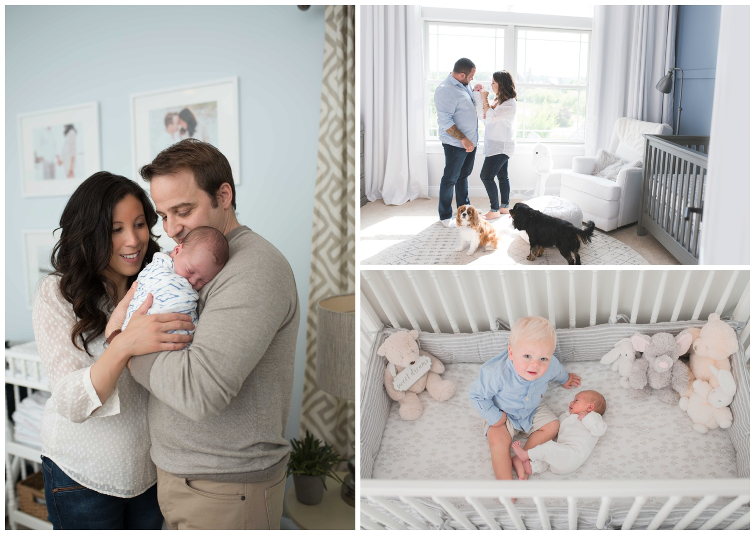 what to wear to your newborn session with nicole starr photography