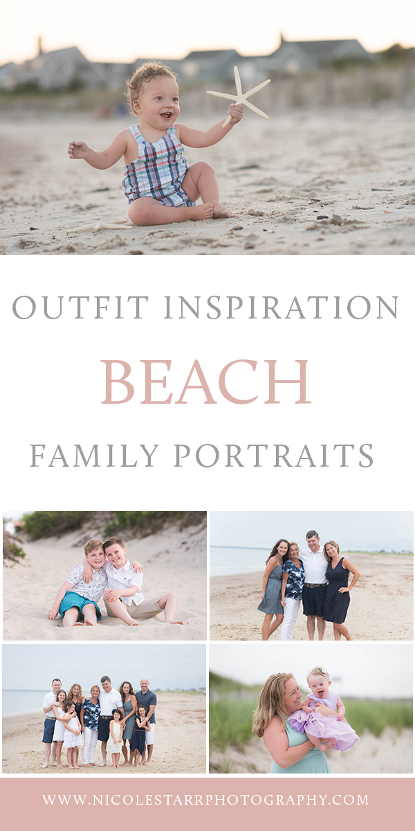 Outfit ideas for your photo session at the beach — Saratoga
