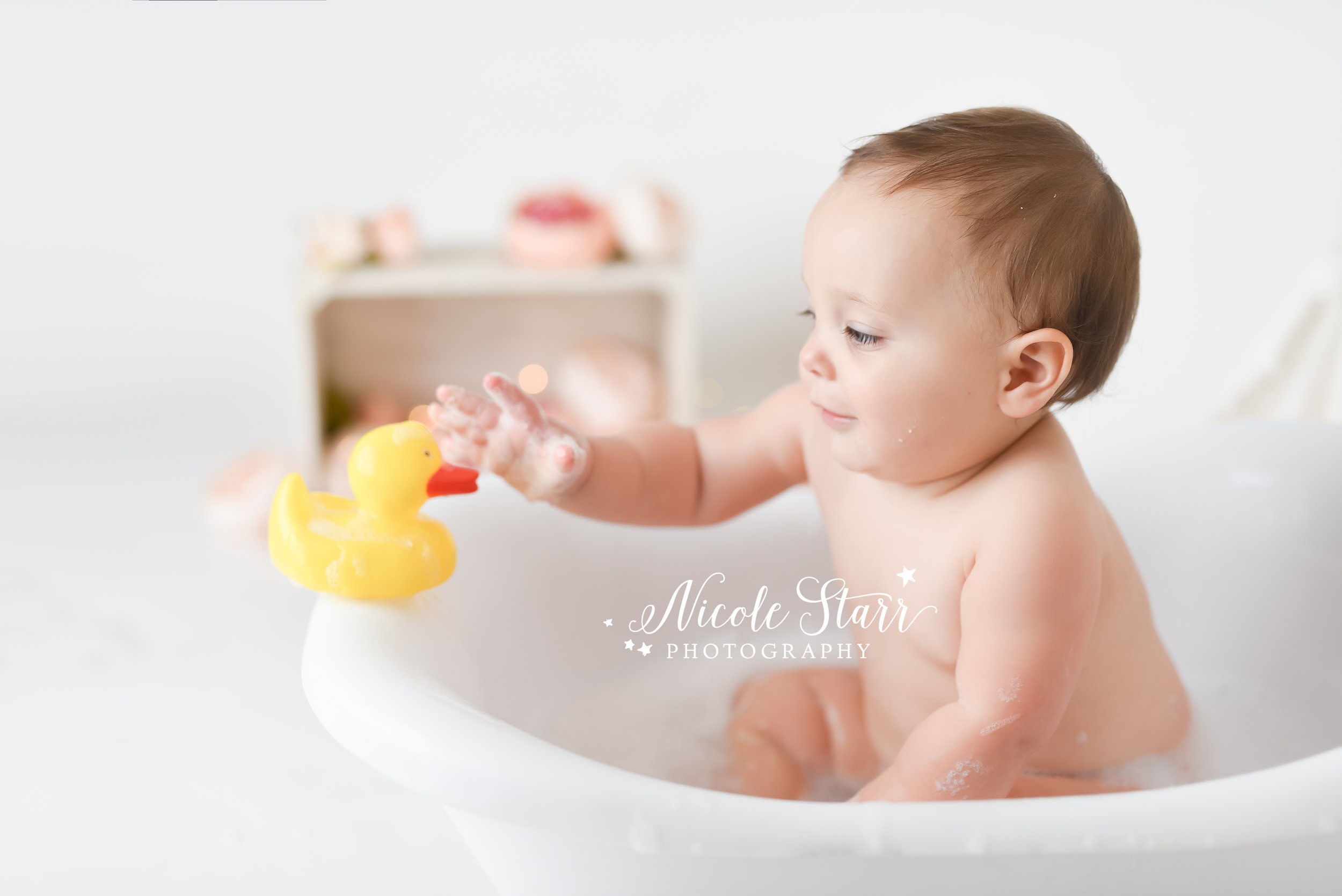 Nicole Starr Photography | Saratoga Springs Cake Smash Photographer | Boston Cake Smash Photographer | Saratoga Springs Family Photographer | Boston Family Photographer Delmar NY Cake Smash Photographer | Loudonville NY Cake Smash Photographer, floral cake smash, Peony floral cake smash