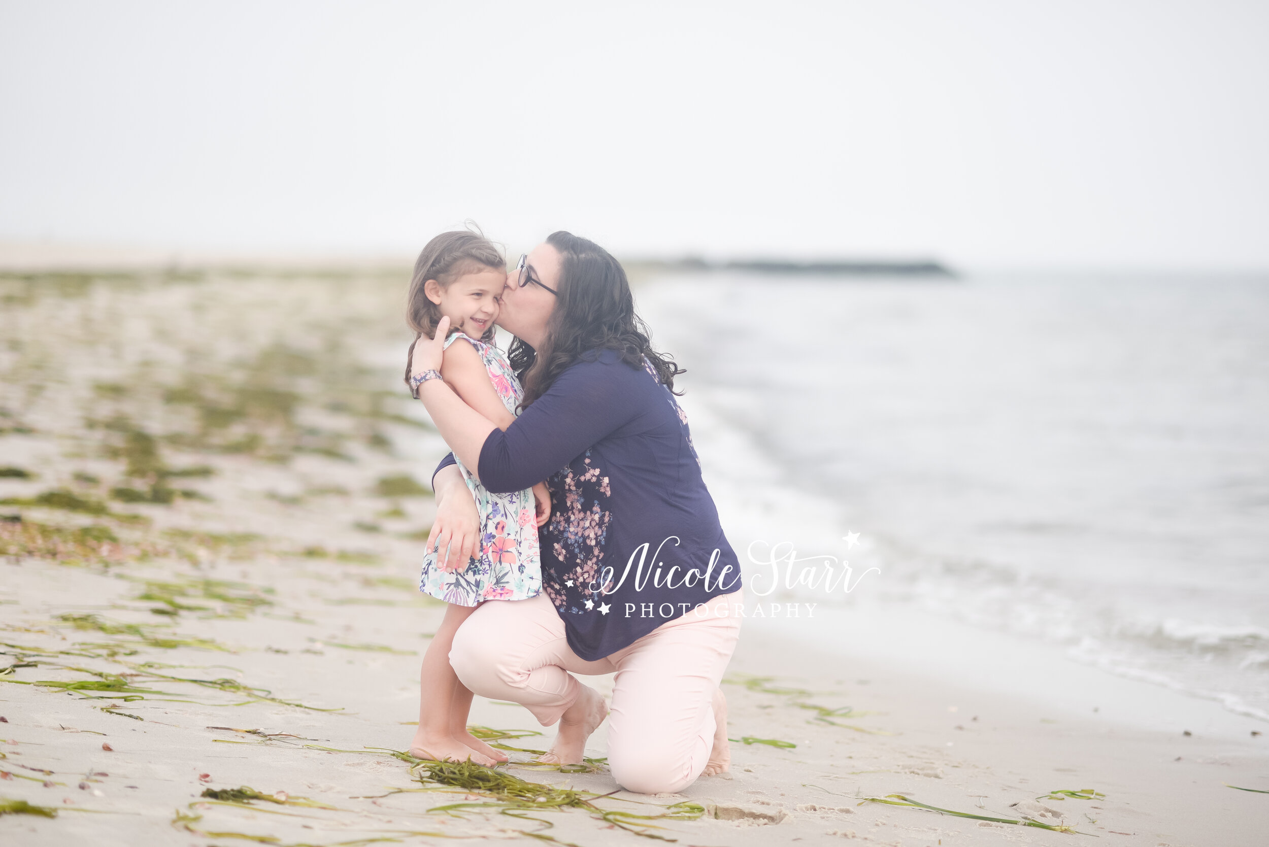 Nicole Starr Photography | Cape Cod Family Photographer | Boston Family Photographer | Family Photographer | Beach Family Photographer | Massachusetts Family Photographer | Extended family portraits, beach family portraits, Cape Cod portraits, Cape Cod family session, Large family photos on the beach