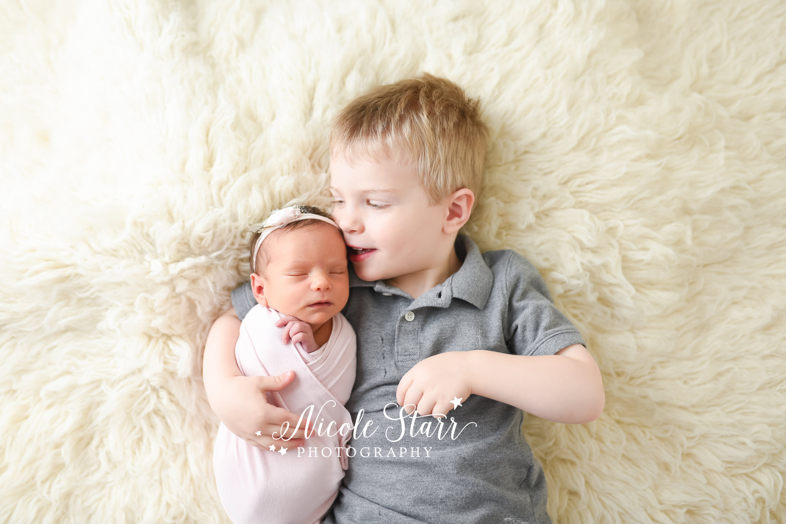 Nicole Starr Photography | Saratoga Springs Newborn Photographer | Boston Newborn Photographer | Upstate NY Newborn Photographer | Newborn Photographer | Delmar NY Newborn Photographer | Loudonville Newborn Photographer | studio newborn portraits, baby girl newborn portraits, Saratoga Springs newborn portraits in studio