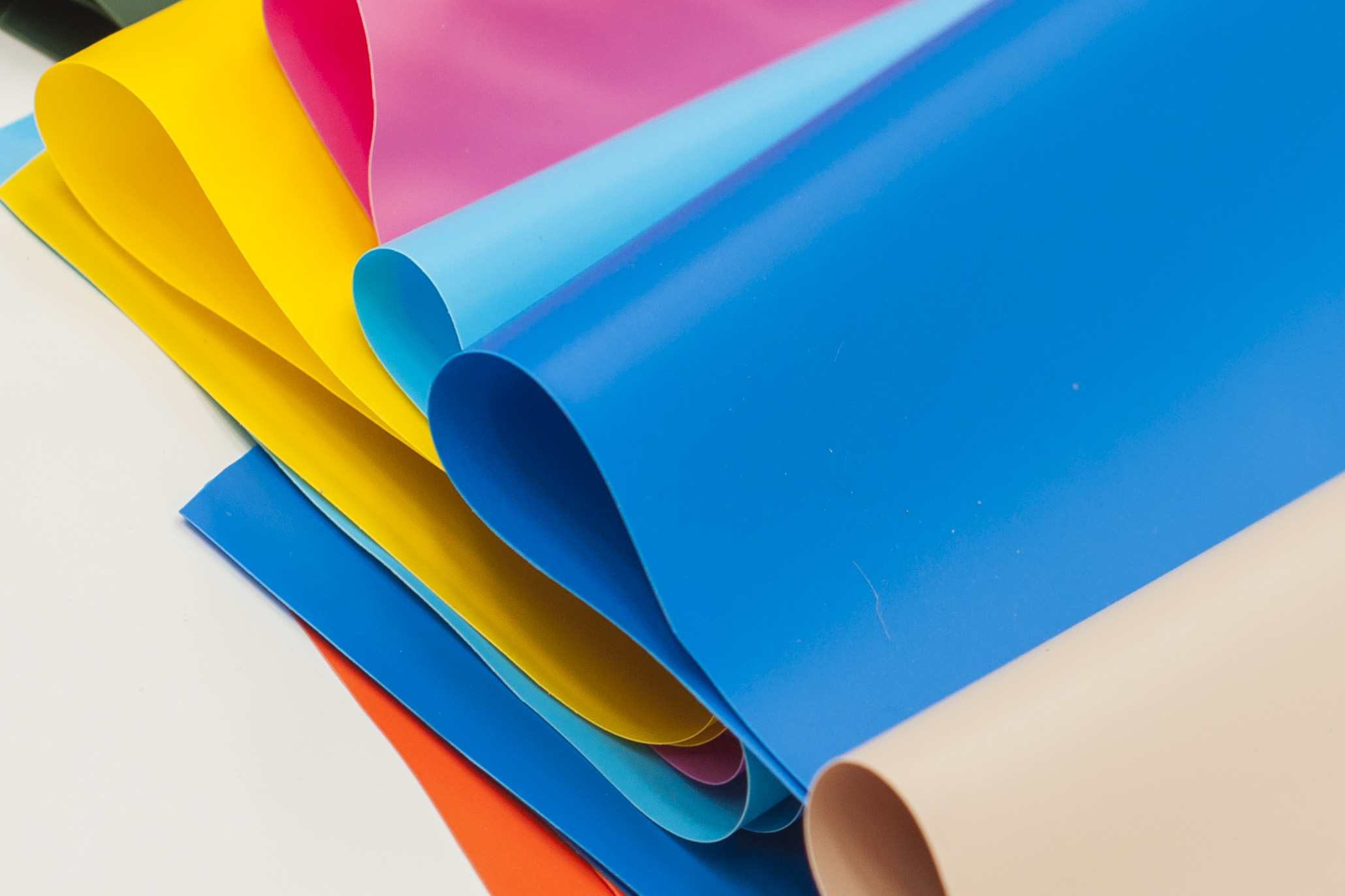 PVC Film - We manufacture PVC film for a variety of applications and specialize in offering high quality PVC film set to professional industry standards.