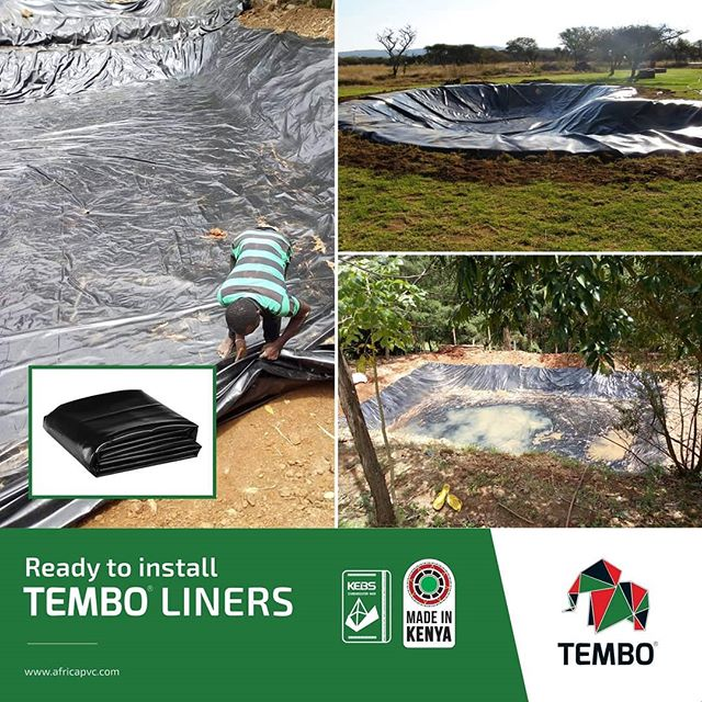 Time to get smart about water security. Take advantage of the rains and harvest free water. Invest in a TEMBO® Liner today!  We are the experts in Liner Manufacturing! Speak to us 📞 0799 522 921