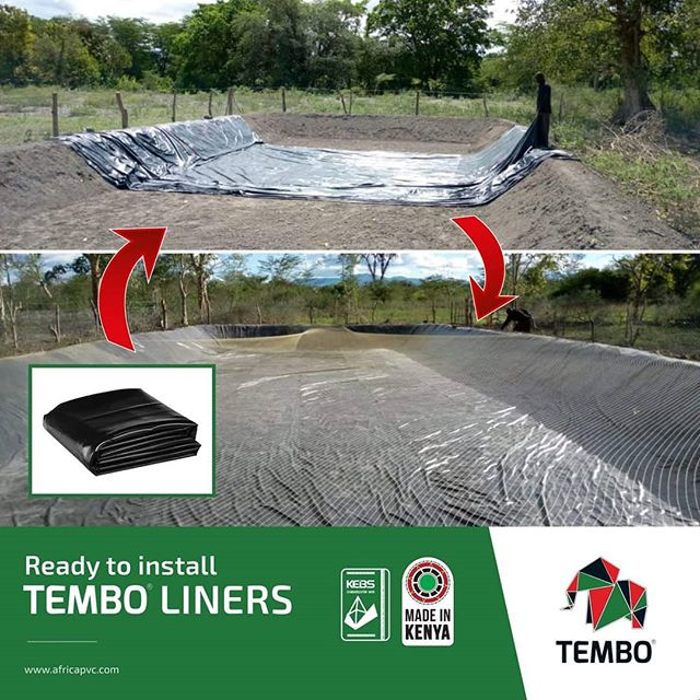 The success of any pond, dam or water feature starts with selecting the correct lining system. Choose the experts and the only liner manufacturers in Kenya.  Invest in a TEMBO® Liner today  Speak to us: 📞 0799 522 921