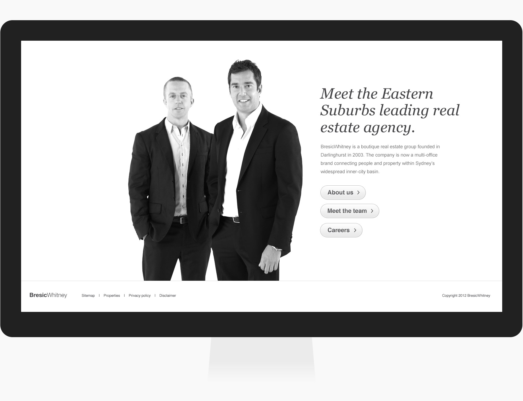 BresicWhitney: leaders in the Sydney Eastern Suburbs