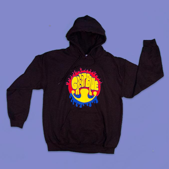 BLACK HOODY › $20