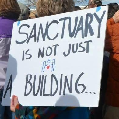 #SanctuaryRising - National New Sanctuary Movement 2017