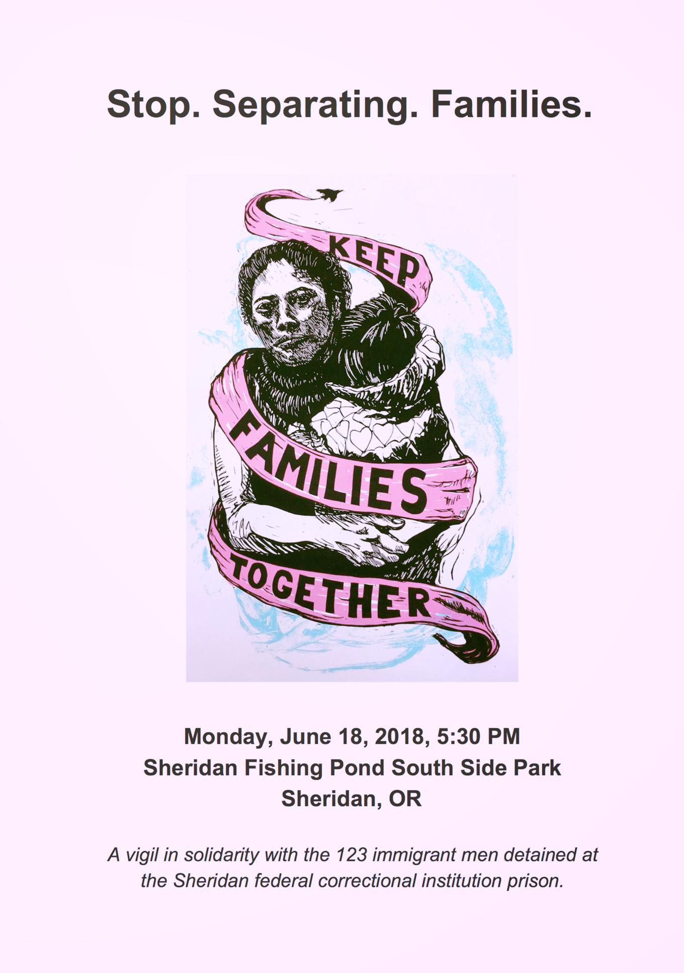 Sheridan Vigil Program