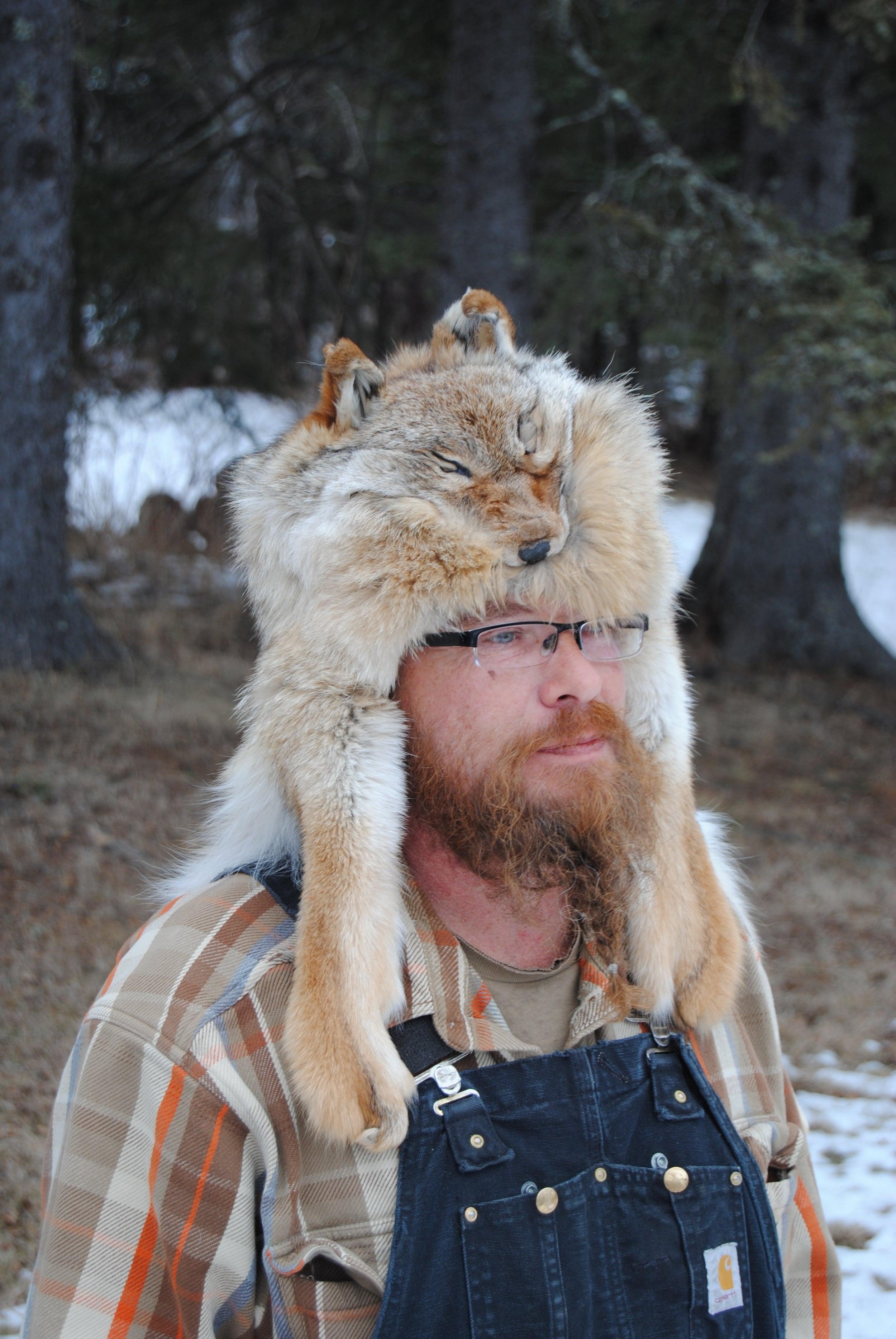 Mountain Man - Coyote