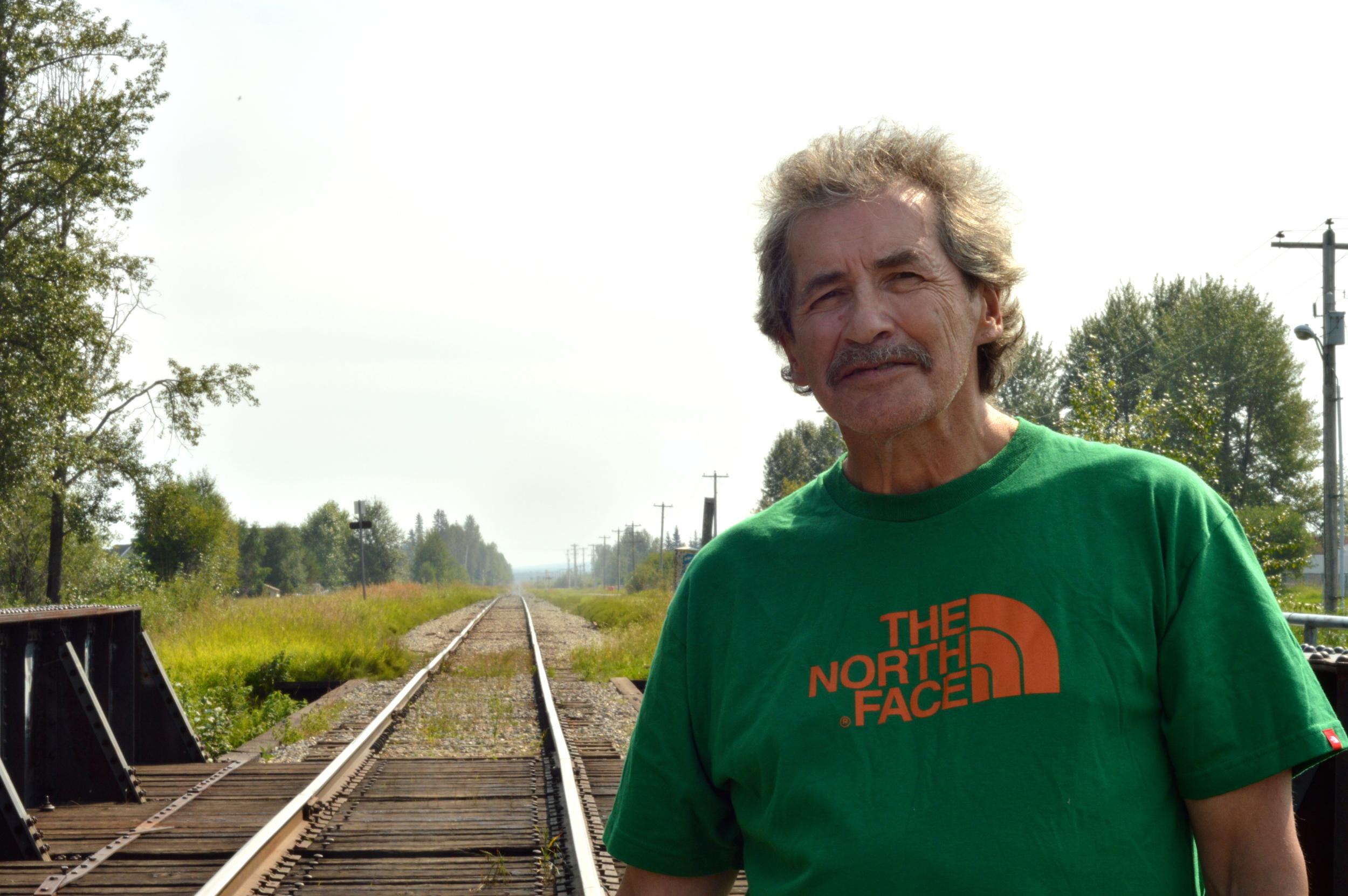 David Loyie. (Credit:  Alberta Voices )
