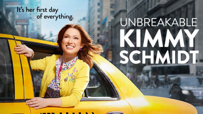 "Unbreakable Kimmy Schmidt , Season 1, Episode 7: ""Kimmy Goes to a Party!"""