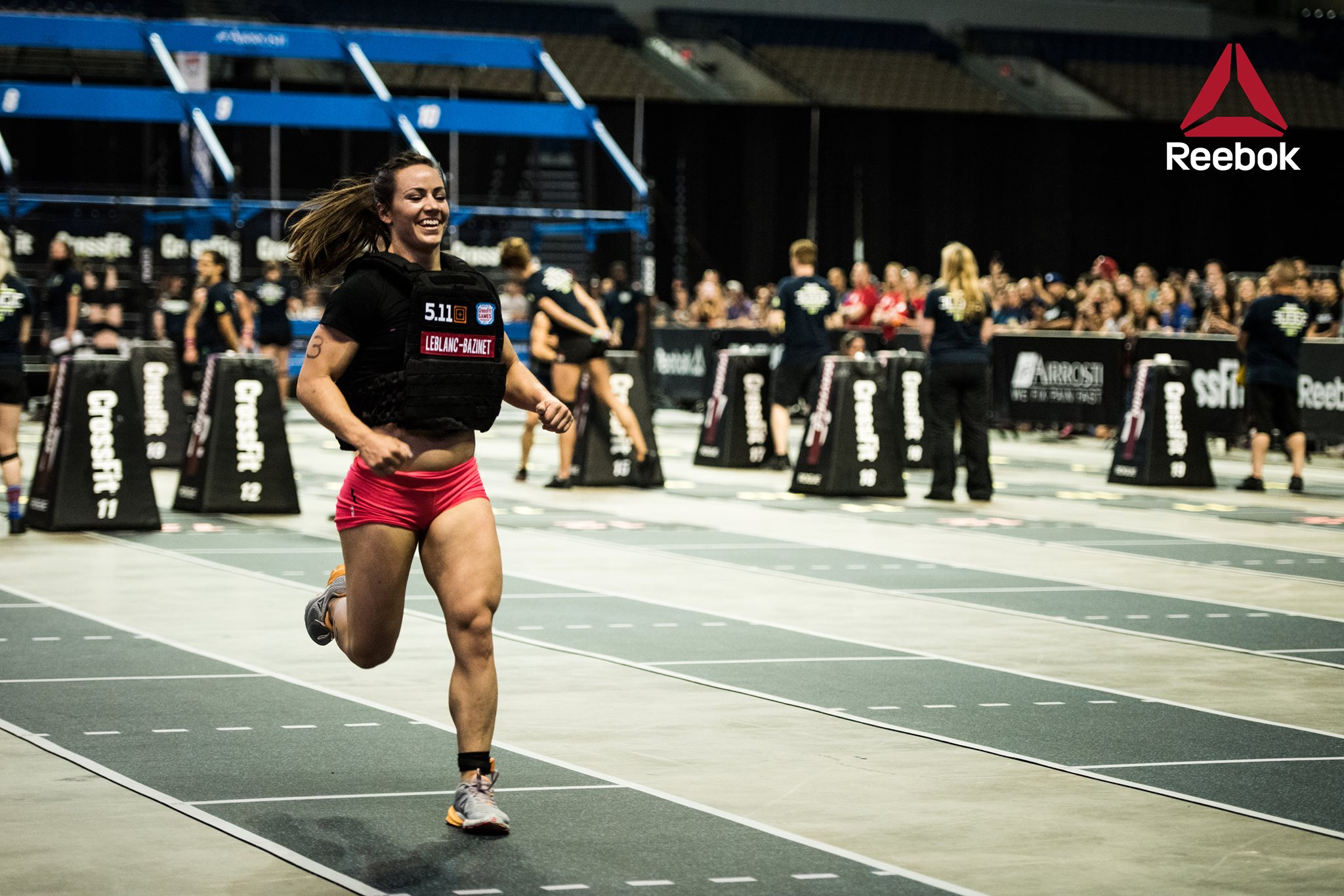 CAMILLE 8 YEARS IN A ROW !!! MAKING THE 2017 CROSSFIT GAMES YET AGAIN.