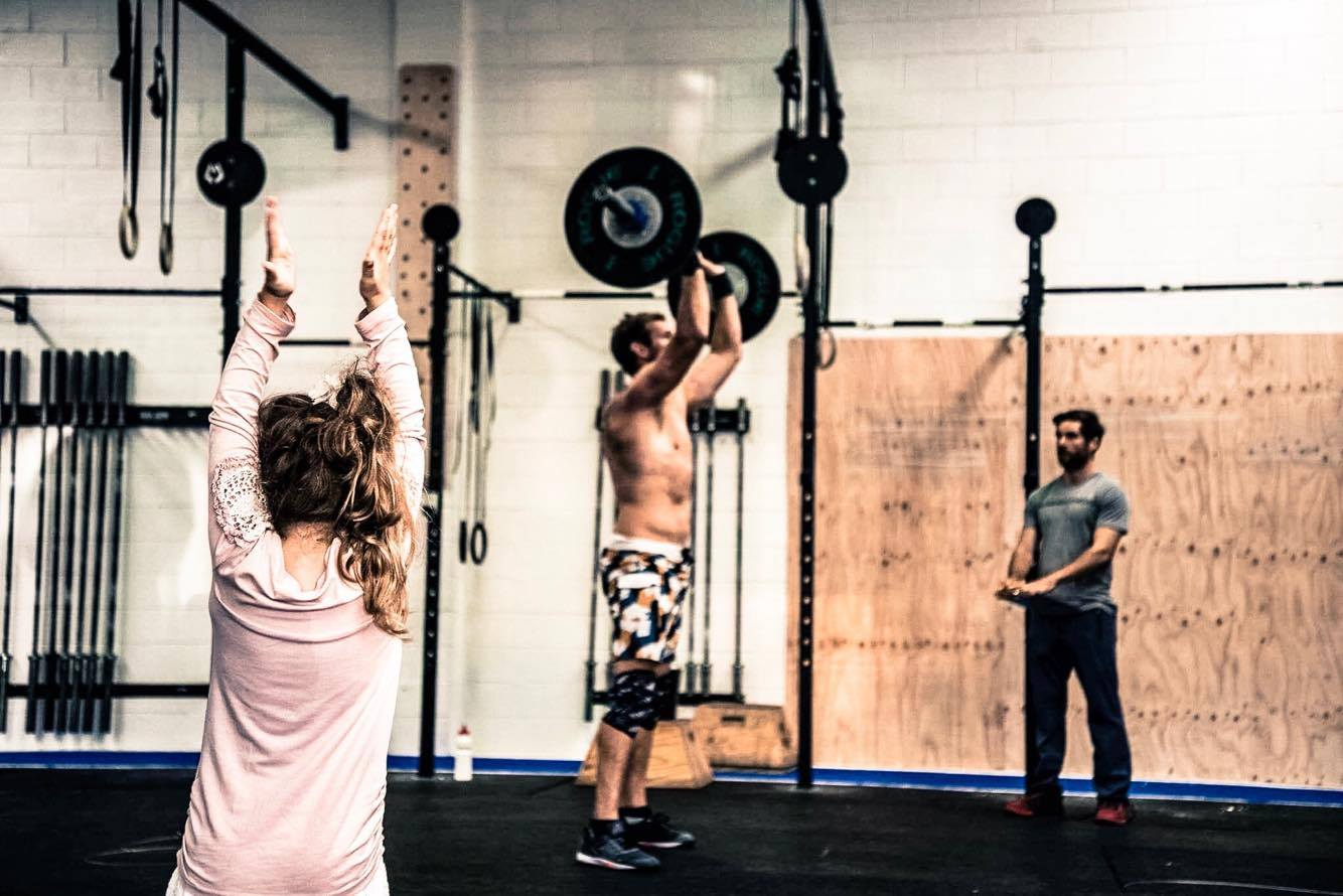 Whatever you think of when you hear CrossFit.... You're wrong. This is what we dish out at COHORT. Father daughter inspiration.