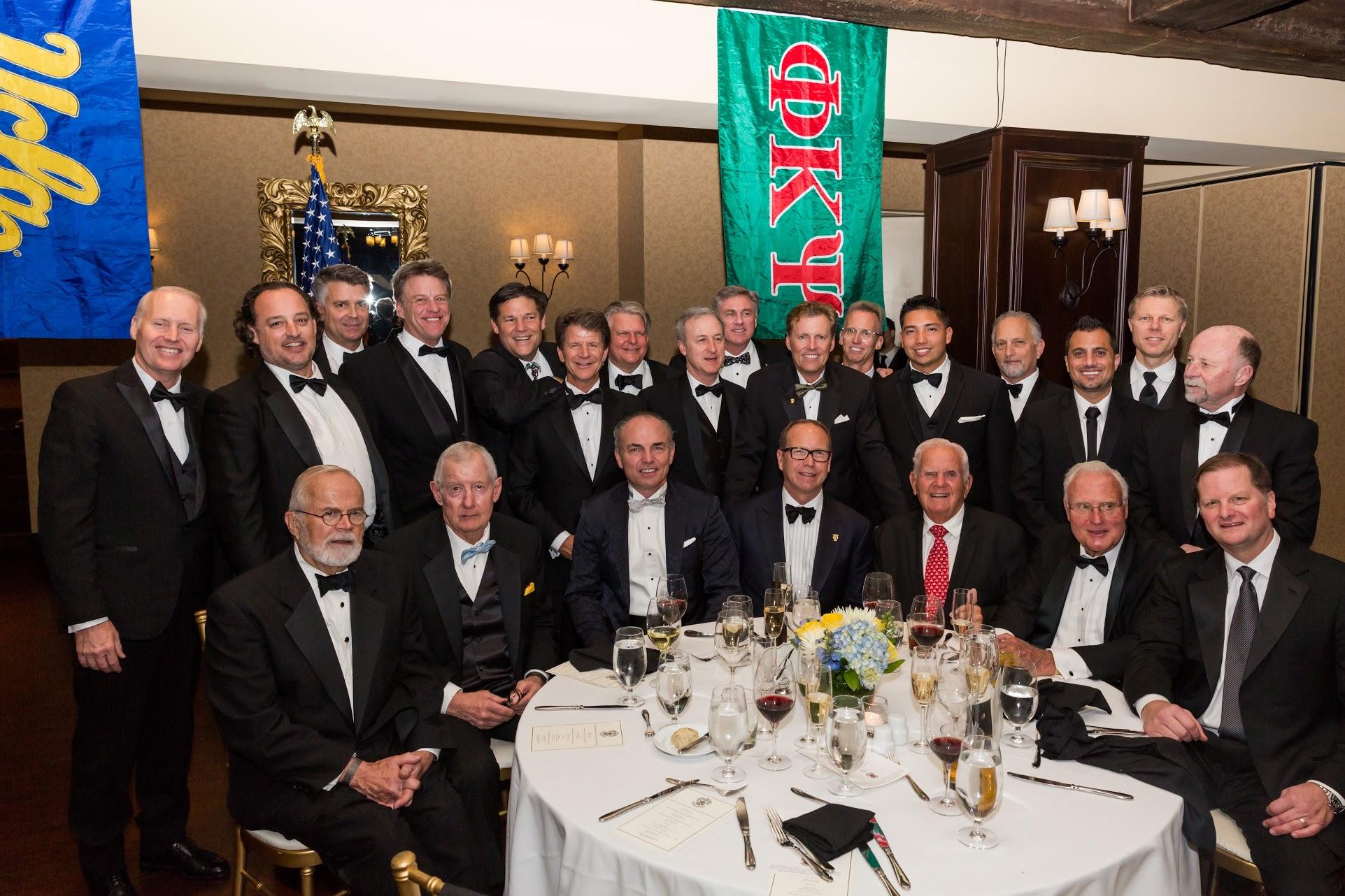 Chartering Banquet (Jan 30th, 2016)