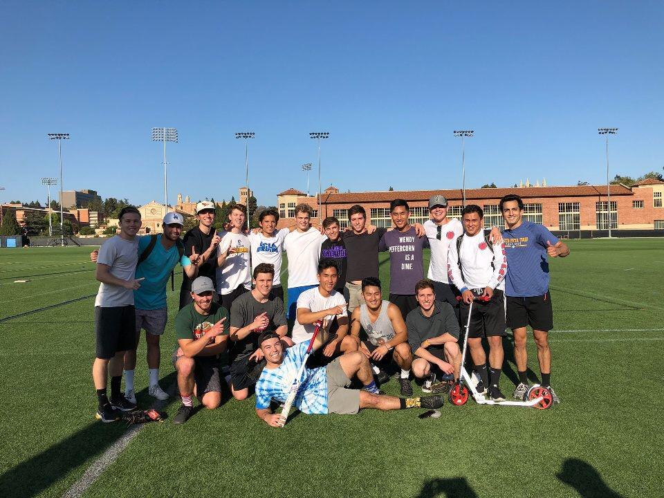 2018 IM Fraternity League Softball Champs